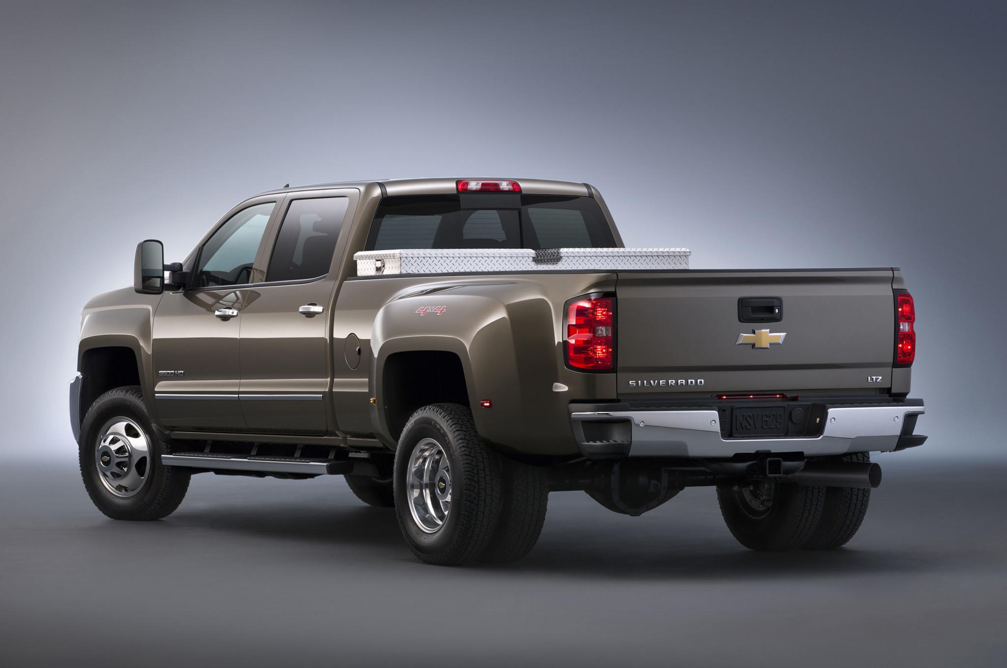 2015 chevy truck | 2015 Chevrolet Silverado HD, 2015 GMC Sierra HD Photo  Gallery