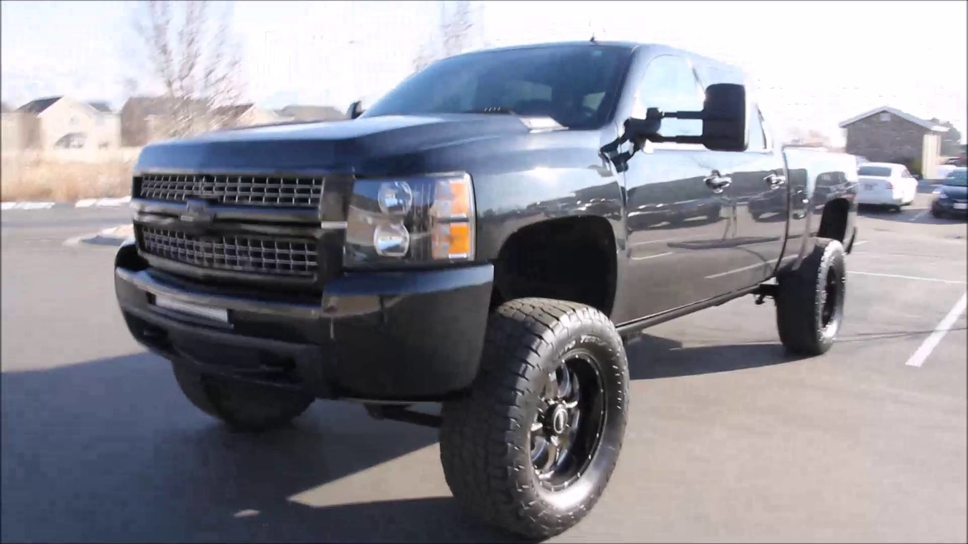2010 Chevy Silverado 2500HD 4×4 Z71 DURAMAX DIESEL LIFT TIRES 20in WHEELS –  Autos Inc