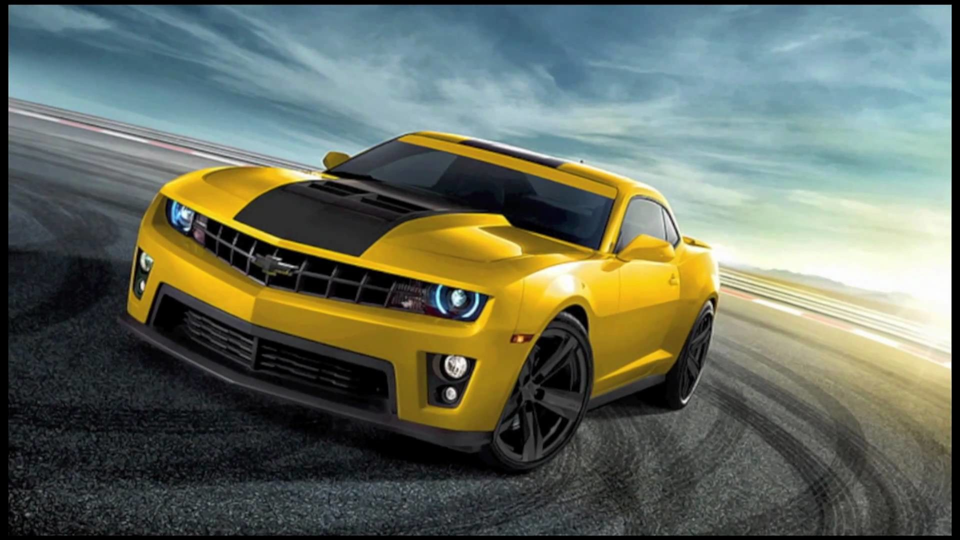 Chevy Camaro ZL1 Full hd wallpapers Chevy Camaro ZL1 For mobile