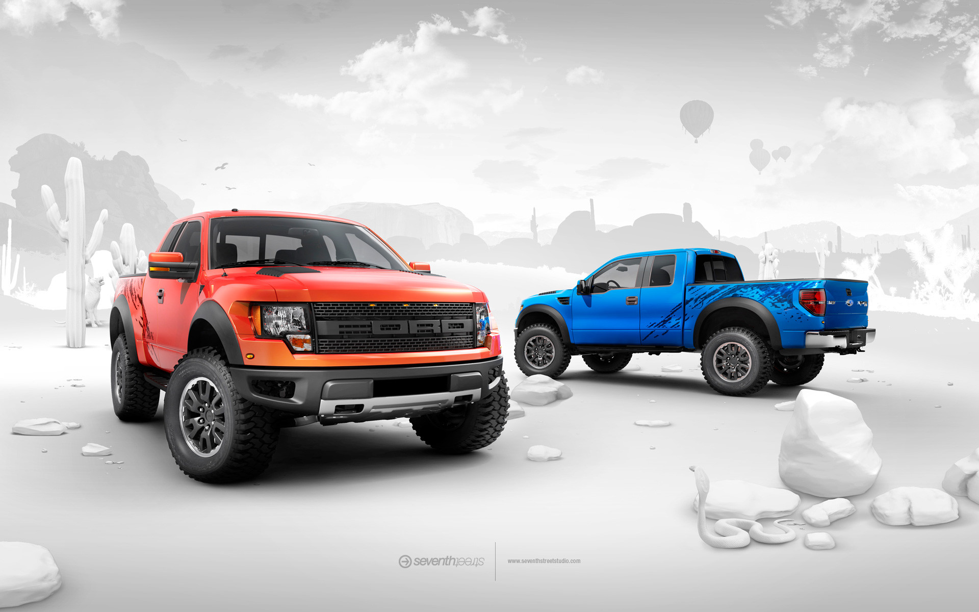 … Ford Truck Wallpapers HD