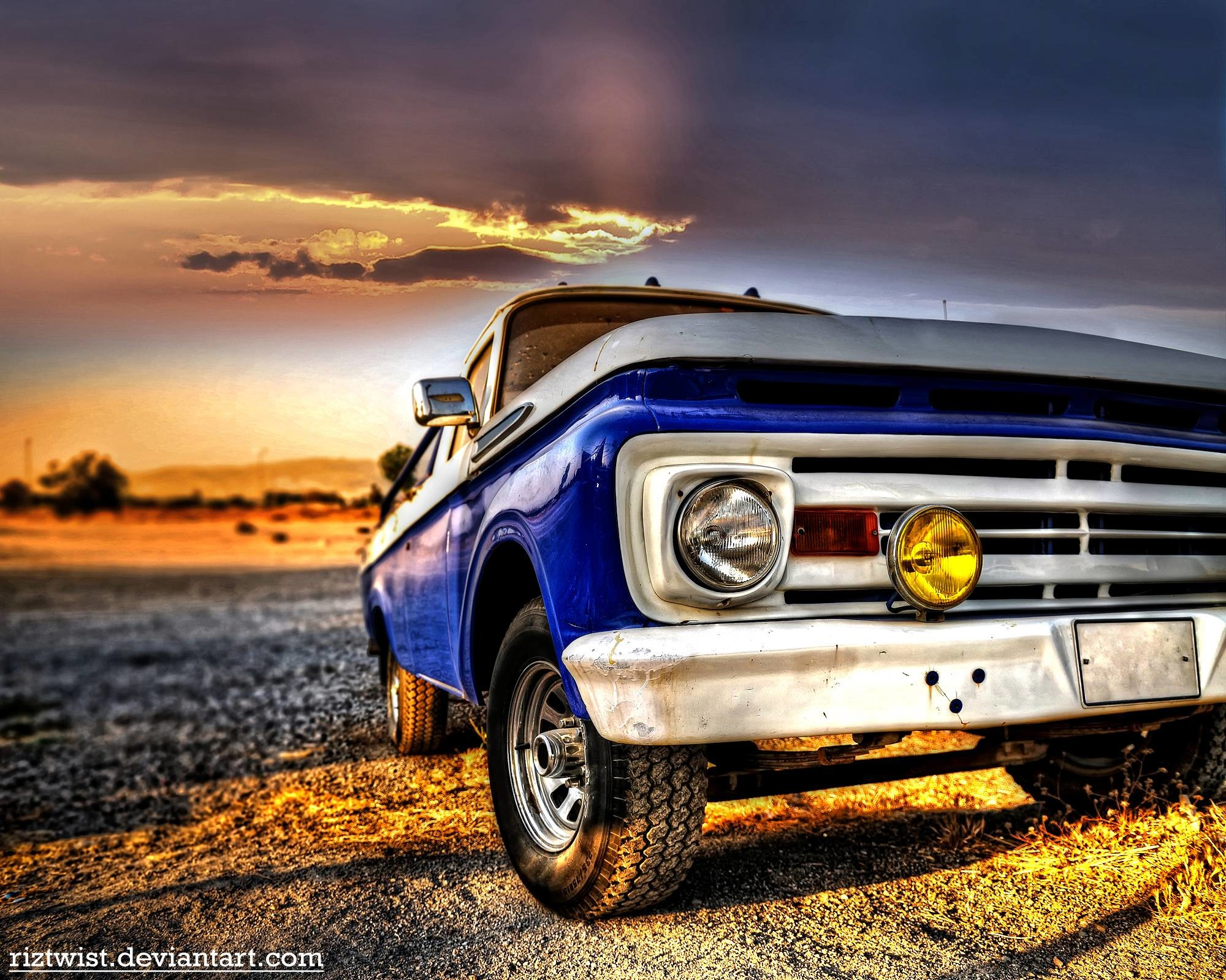 Pickup Truck Wallpapers | HD Wallpapers Base