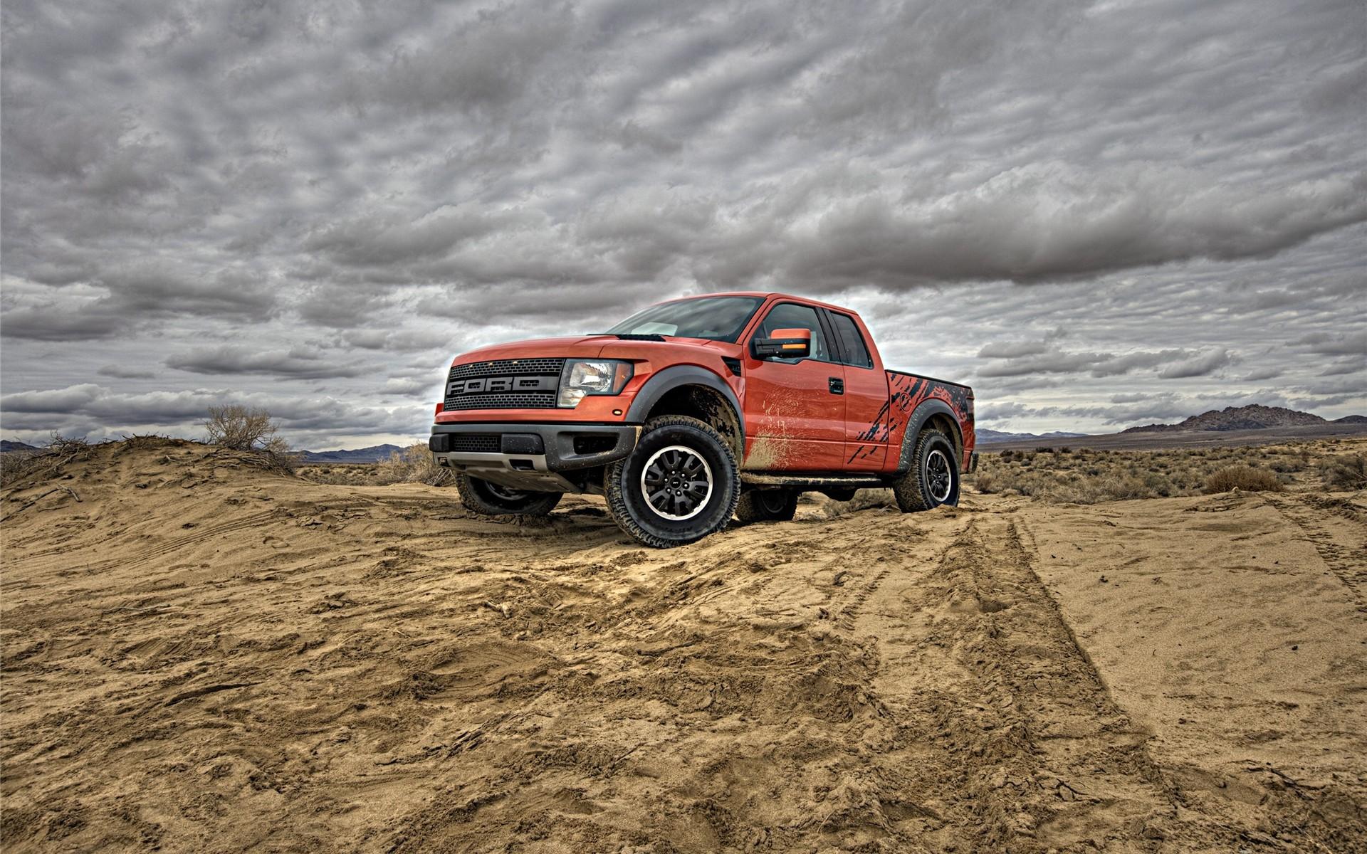 916 Ford Truck Wallpaper