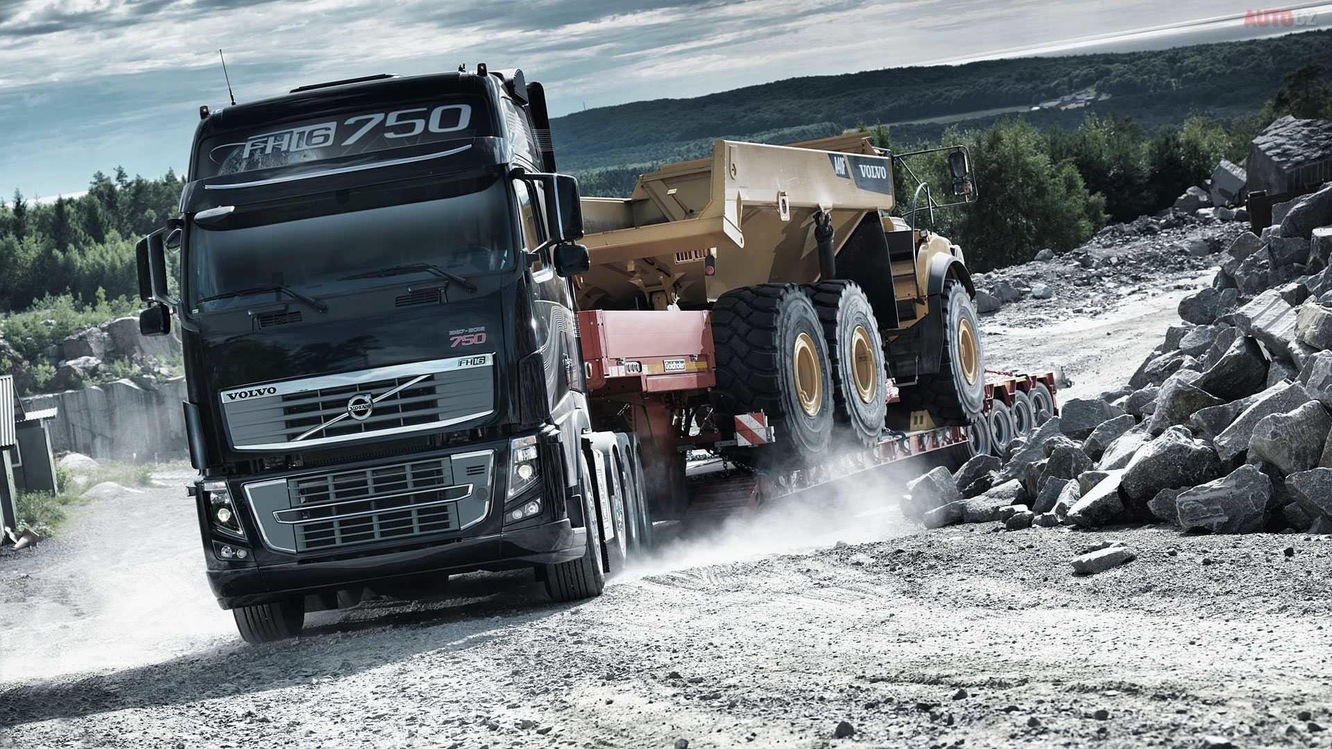 Volvo Truck Wallpaper HD Resolution #UjG