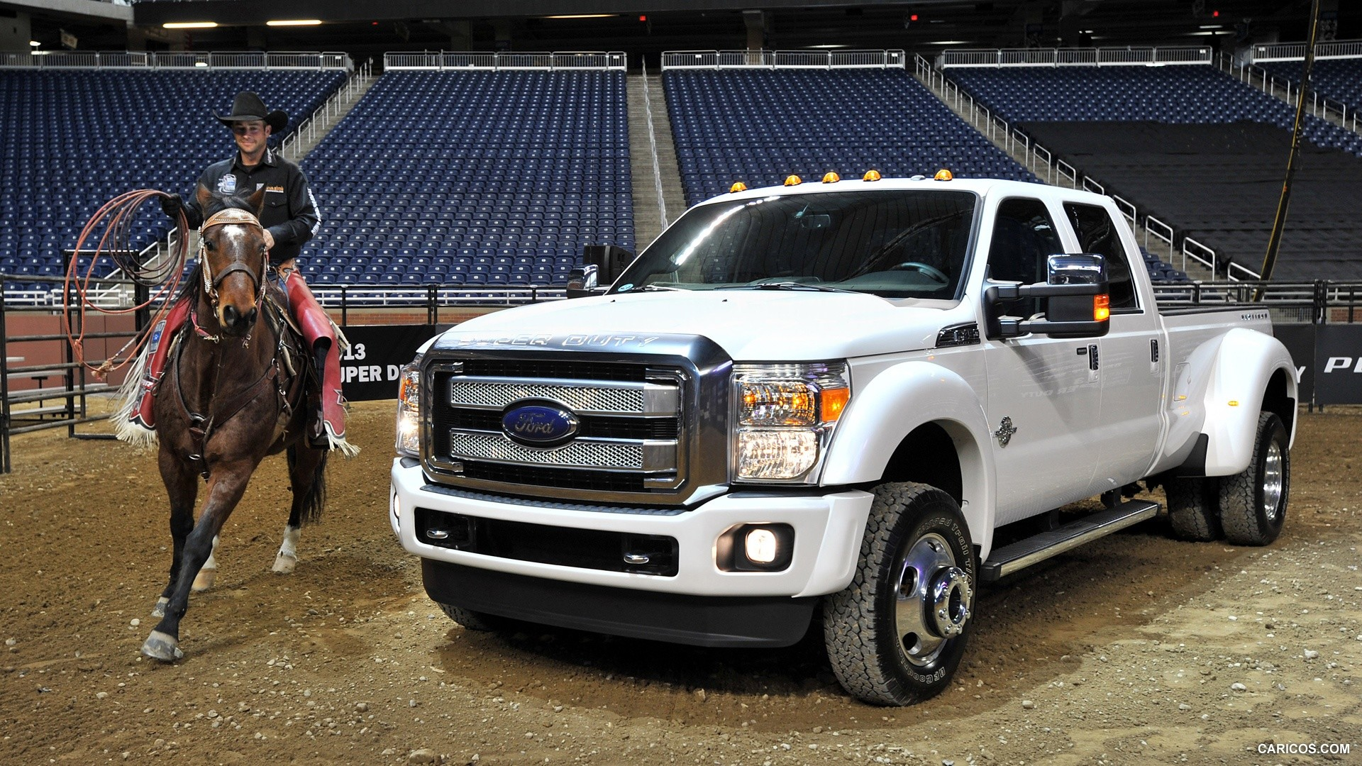 2013 Ford Super Duty Platinum Wallpaper · Ford F550Ford Super DutyDiesel  Trucks