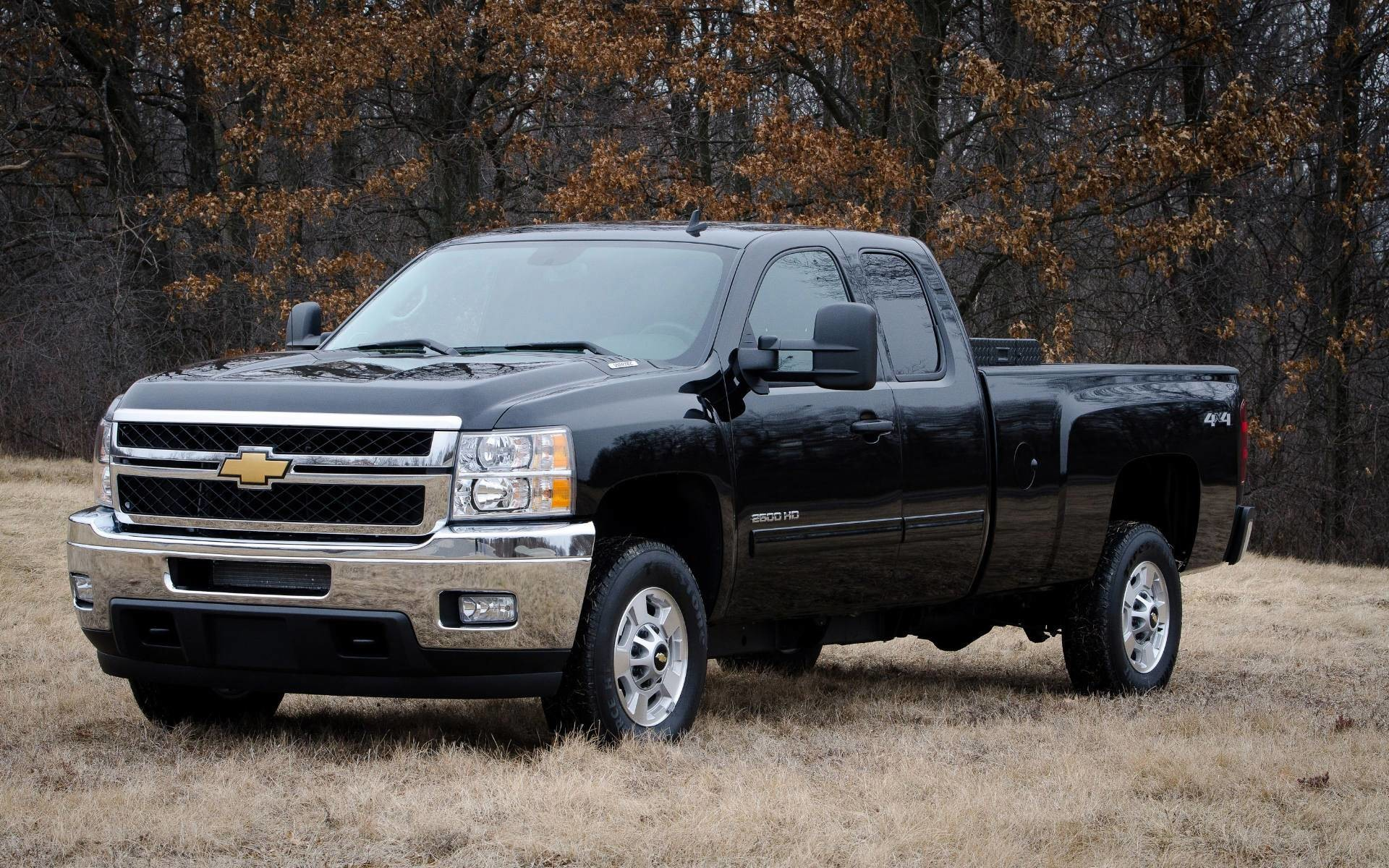 2013 Chevrolet Silverado Wallpapers | High Quality Wallpapers