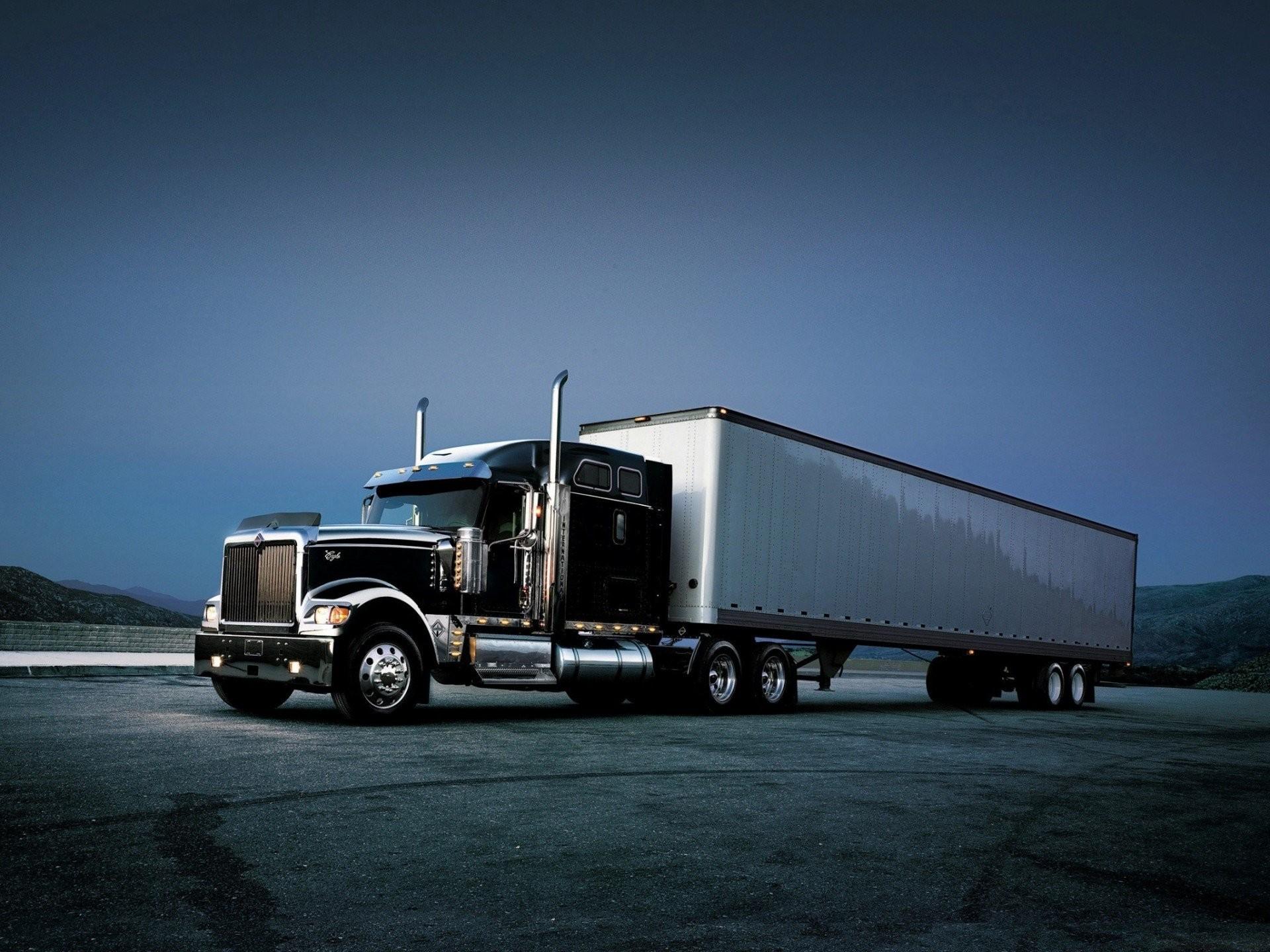 peterbilt truck wagon diesel