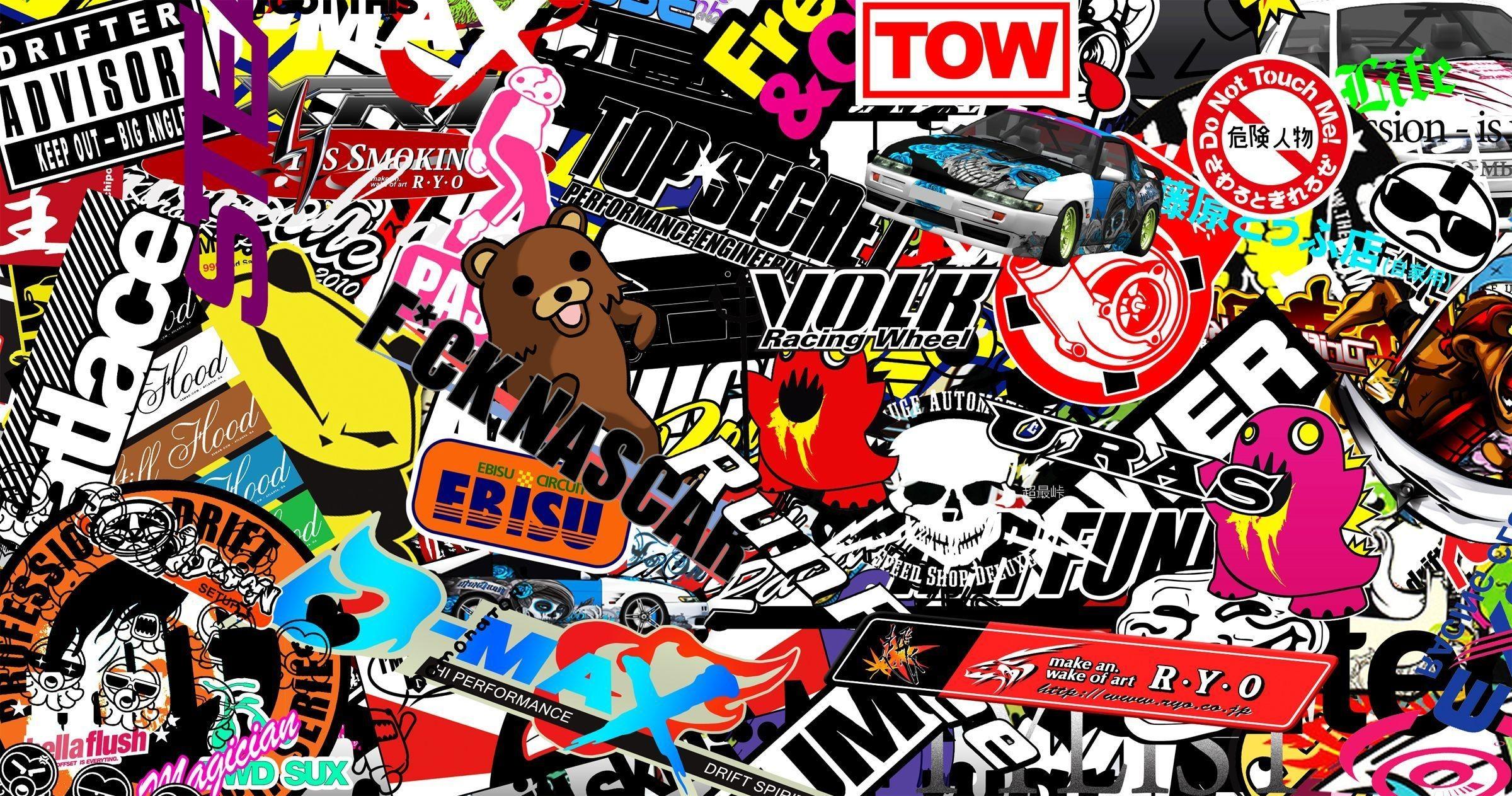 Jdm Sticker Wallpaper Hd – image #502
