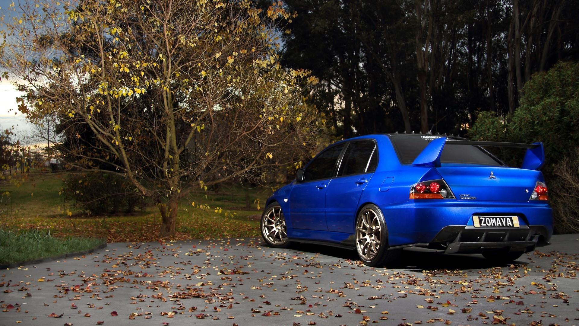 car, Mitsubishi Lancer Evo IX Wallpapers HD / Desktop and .
