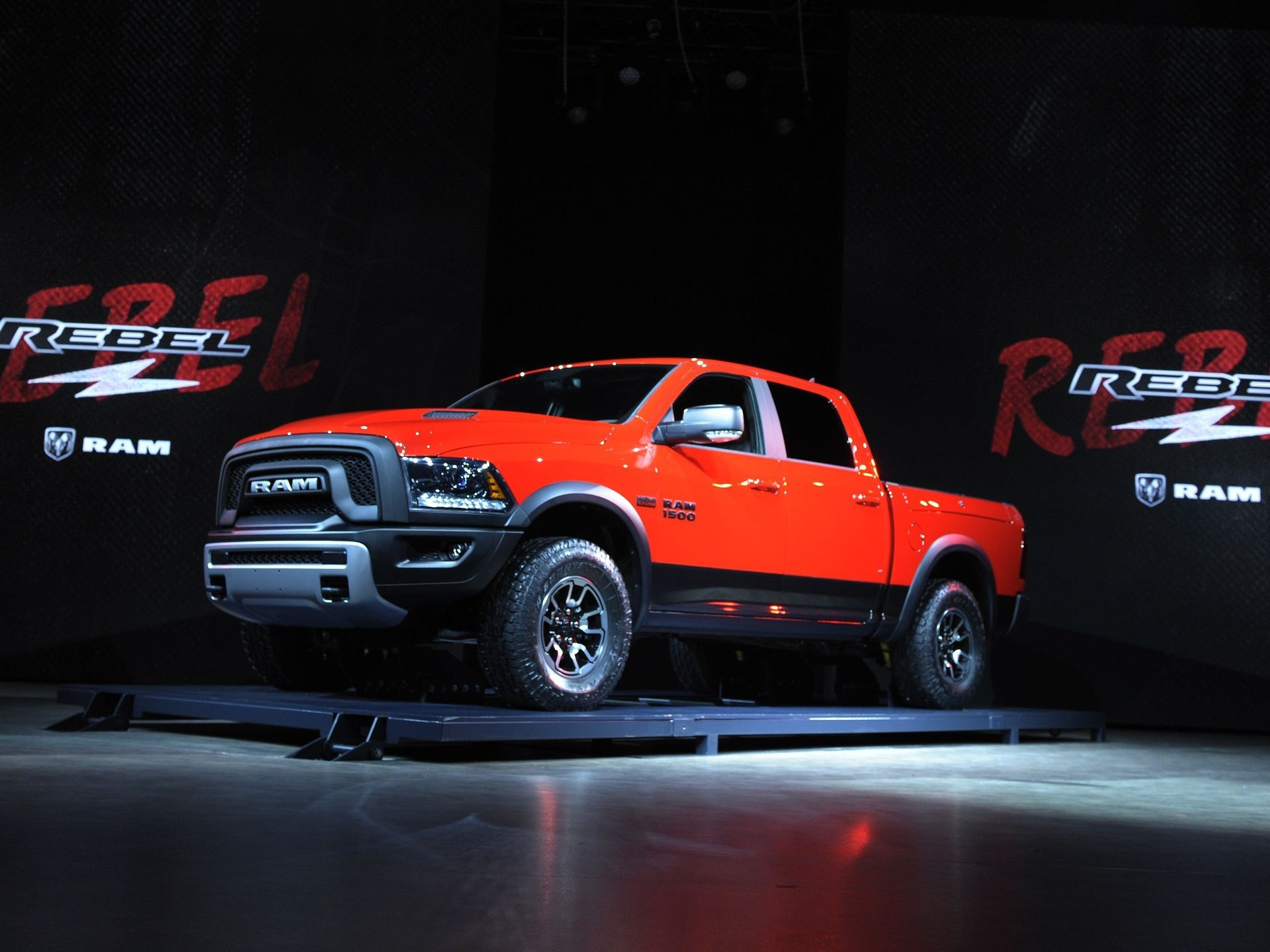 HD Dodge Ram Rebel 4k Photo for Android