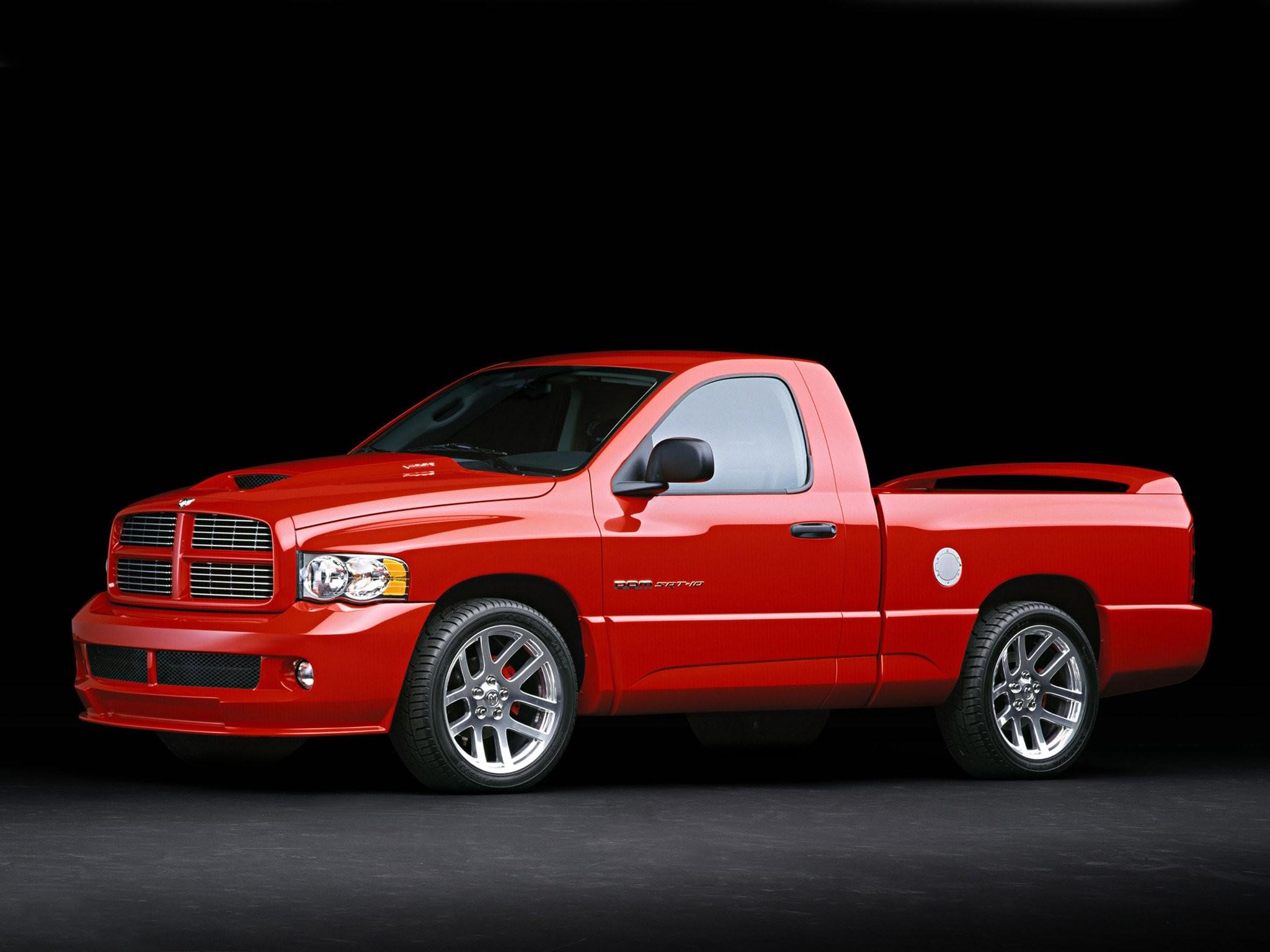 2004 Dodge Ram SRT-10 pickup muscle srt wallpaper | | 504283 |  WallpaperUP