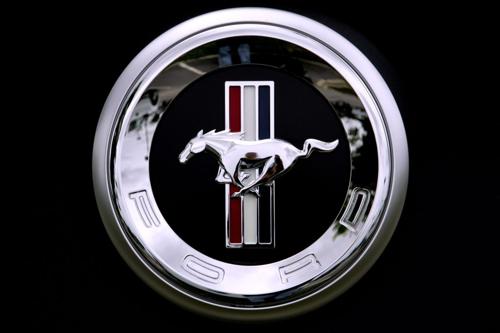 Mustang Logo Wallpaper Photo #Clx