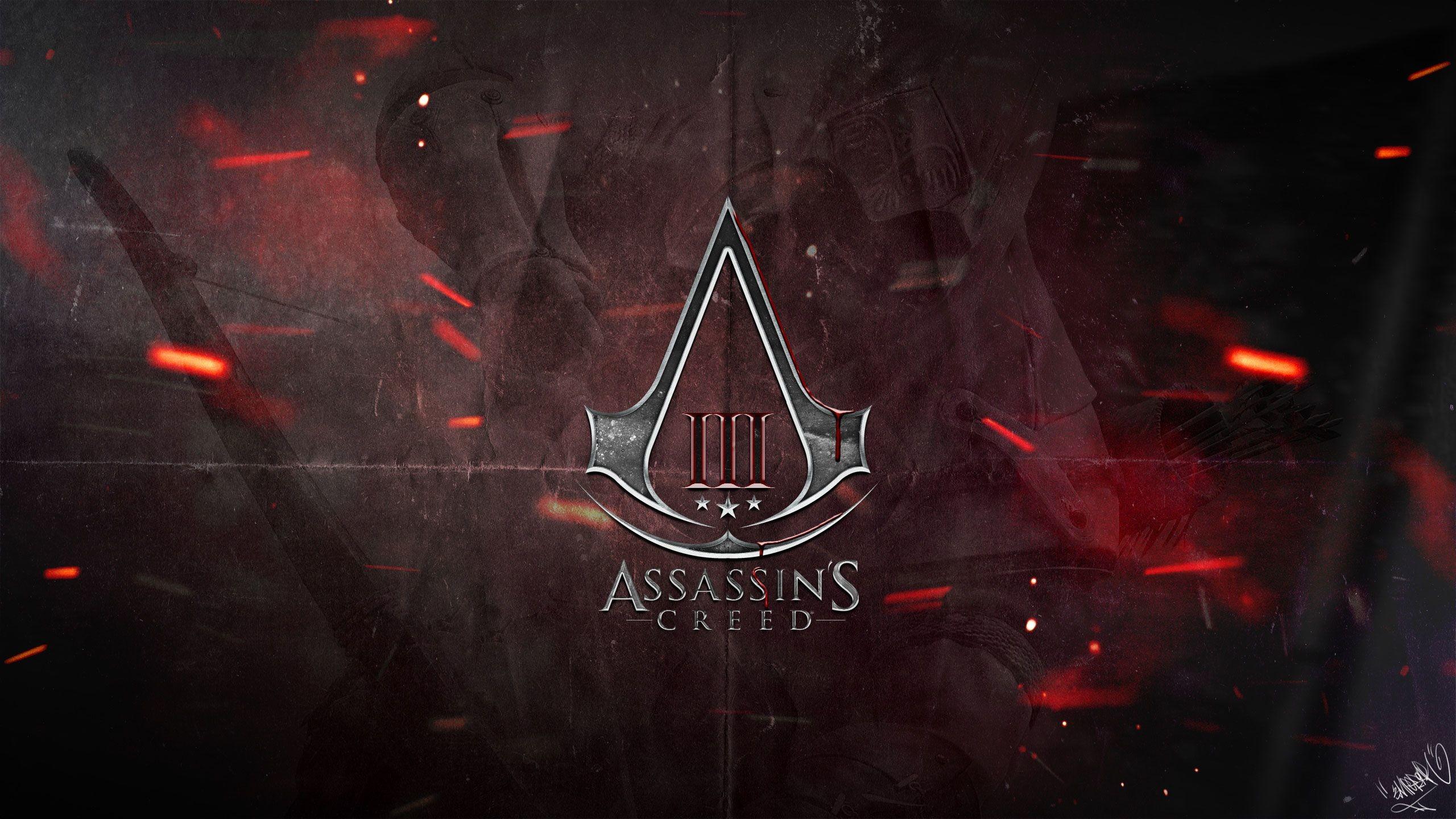 … Assassins Creed Logo Wallpaper #6874086 …