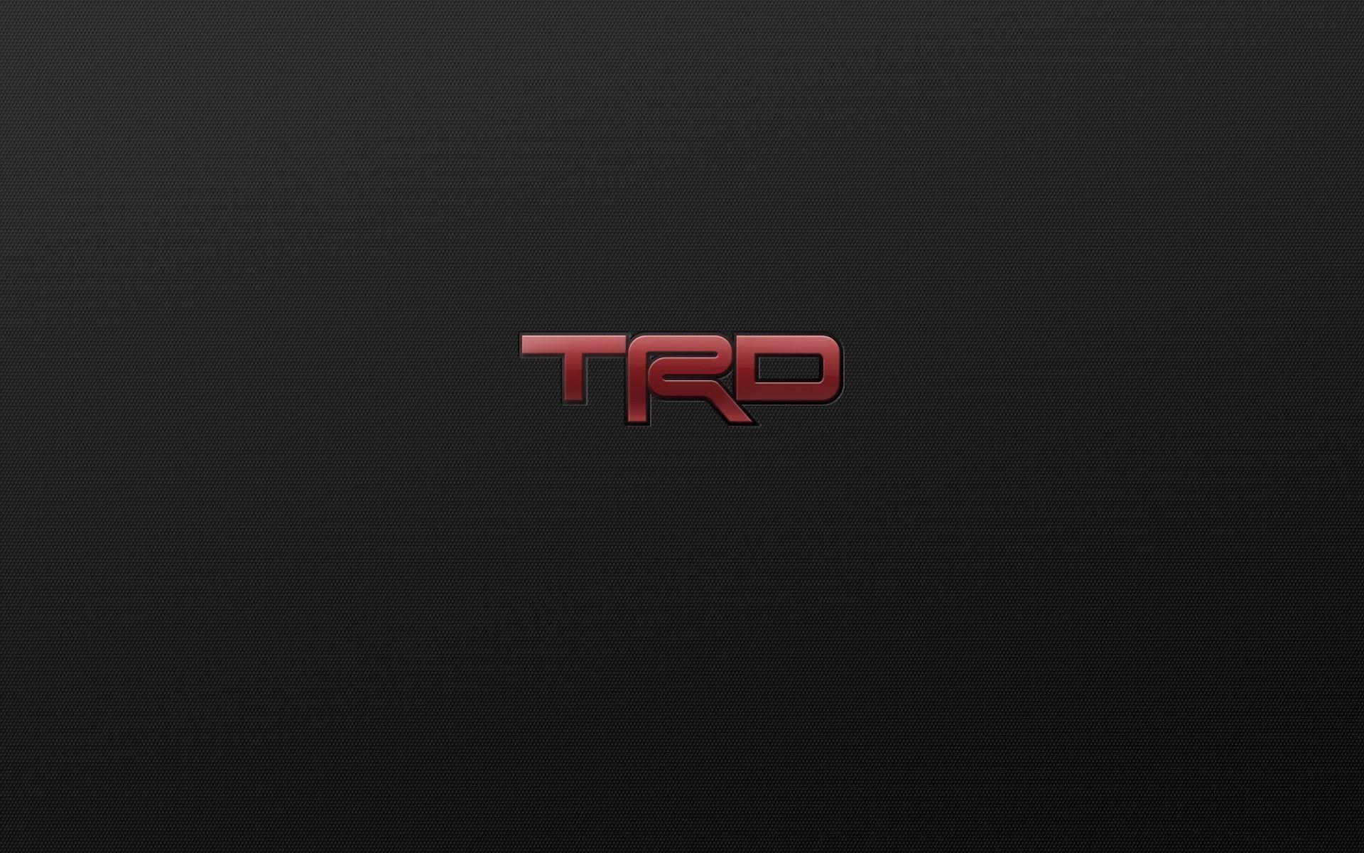 TRD – Garage