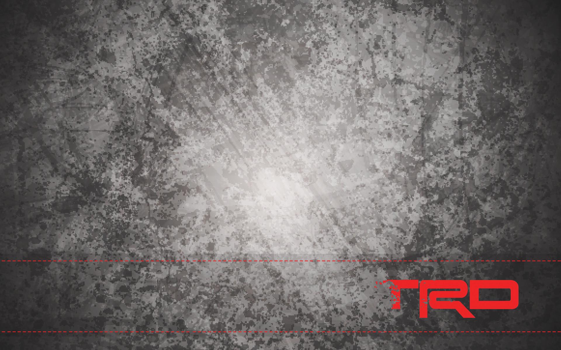 TRD Grunge Desktop Wallpaper