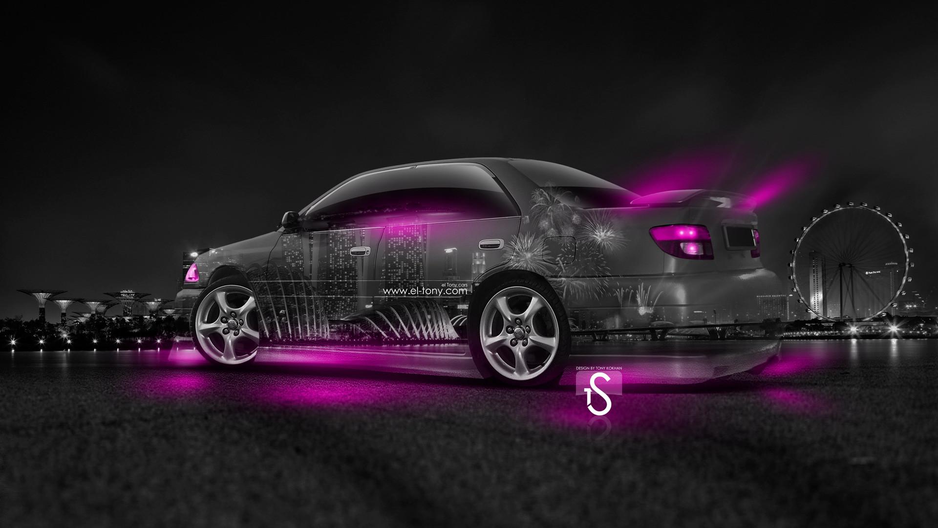 … Toyota-Carina-GT-TRD-JDM-Crystal-City-Car-