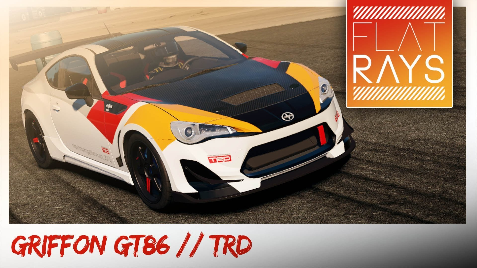 Toyota gt86 // Griffon Project // Toyota Racing Development – TRD – YouTube