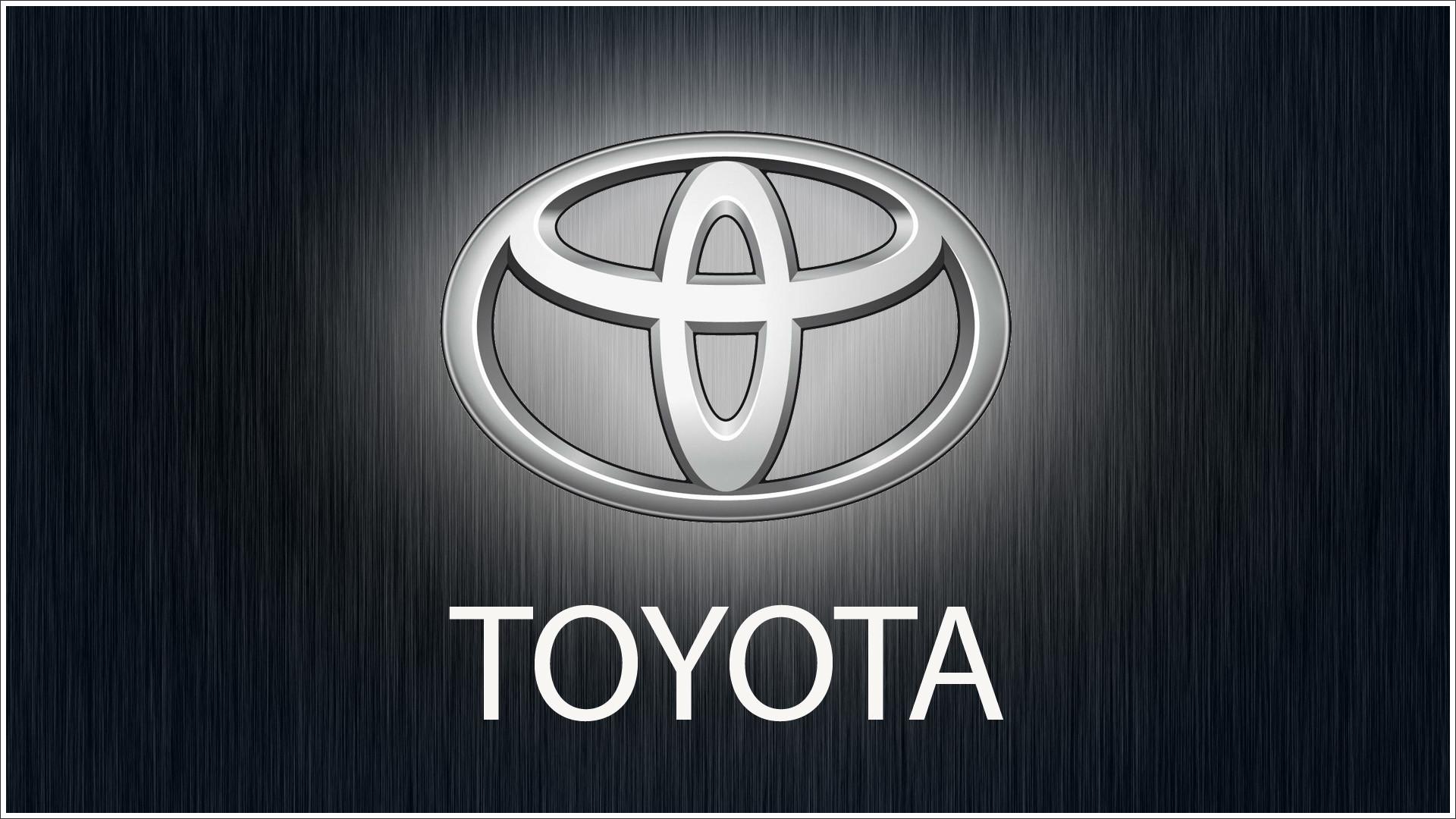 Toyota logo description