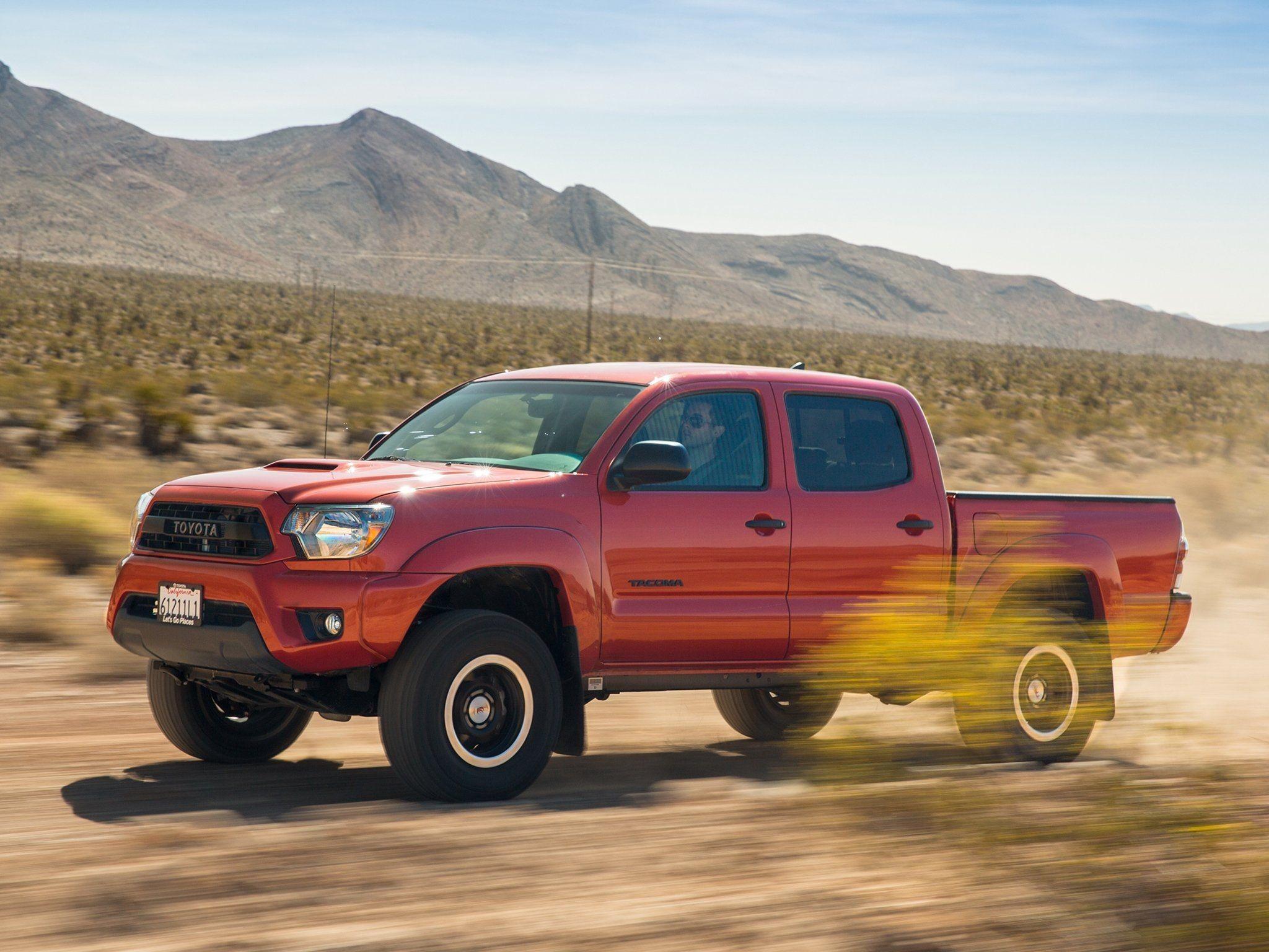 2015 Toyota Tacoma TRD Pro pickup e1 wallpaper