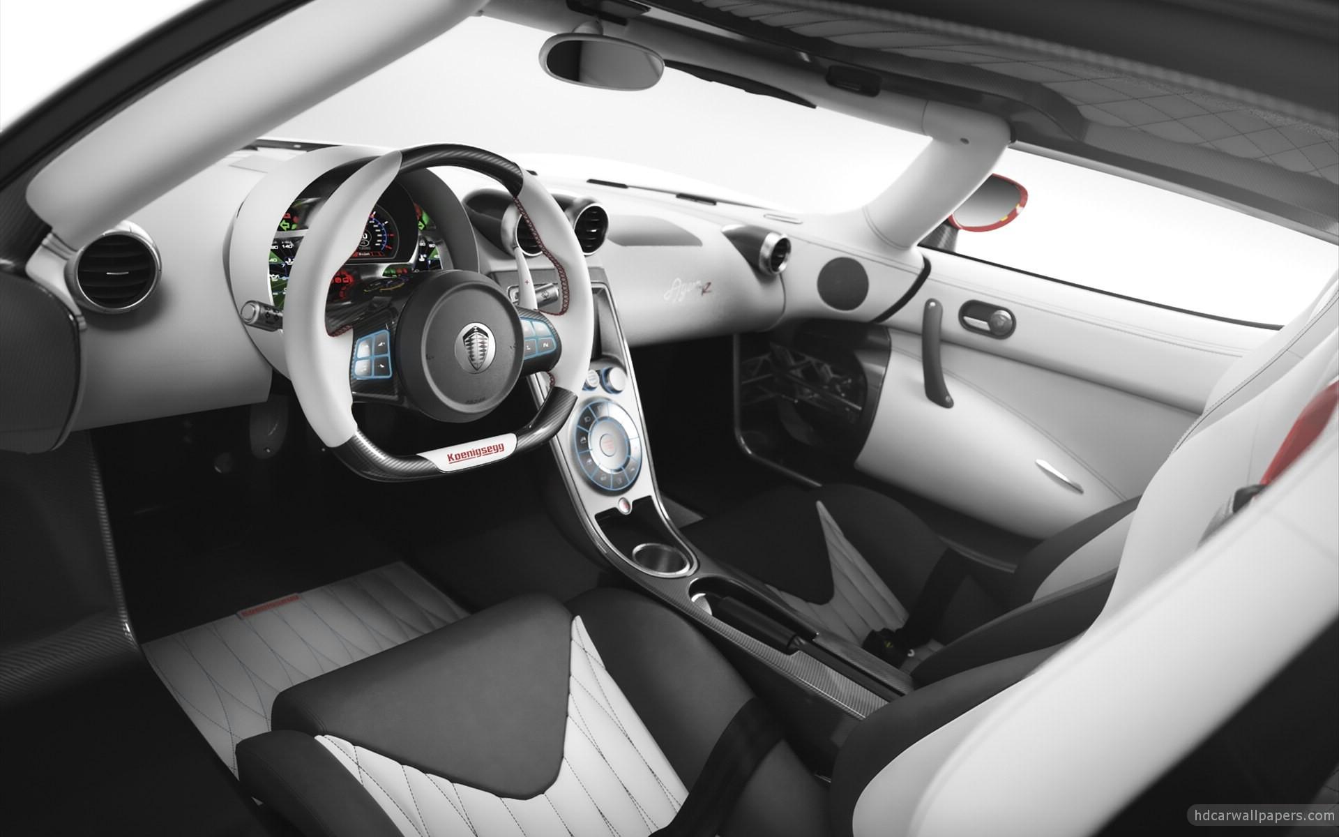 2012 Koenigsegg Agera R Interior