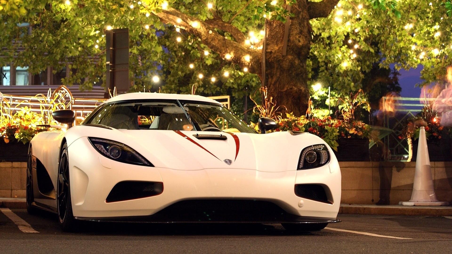 Koenigsegg Agera R:
