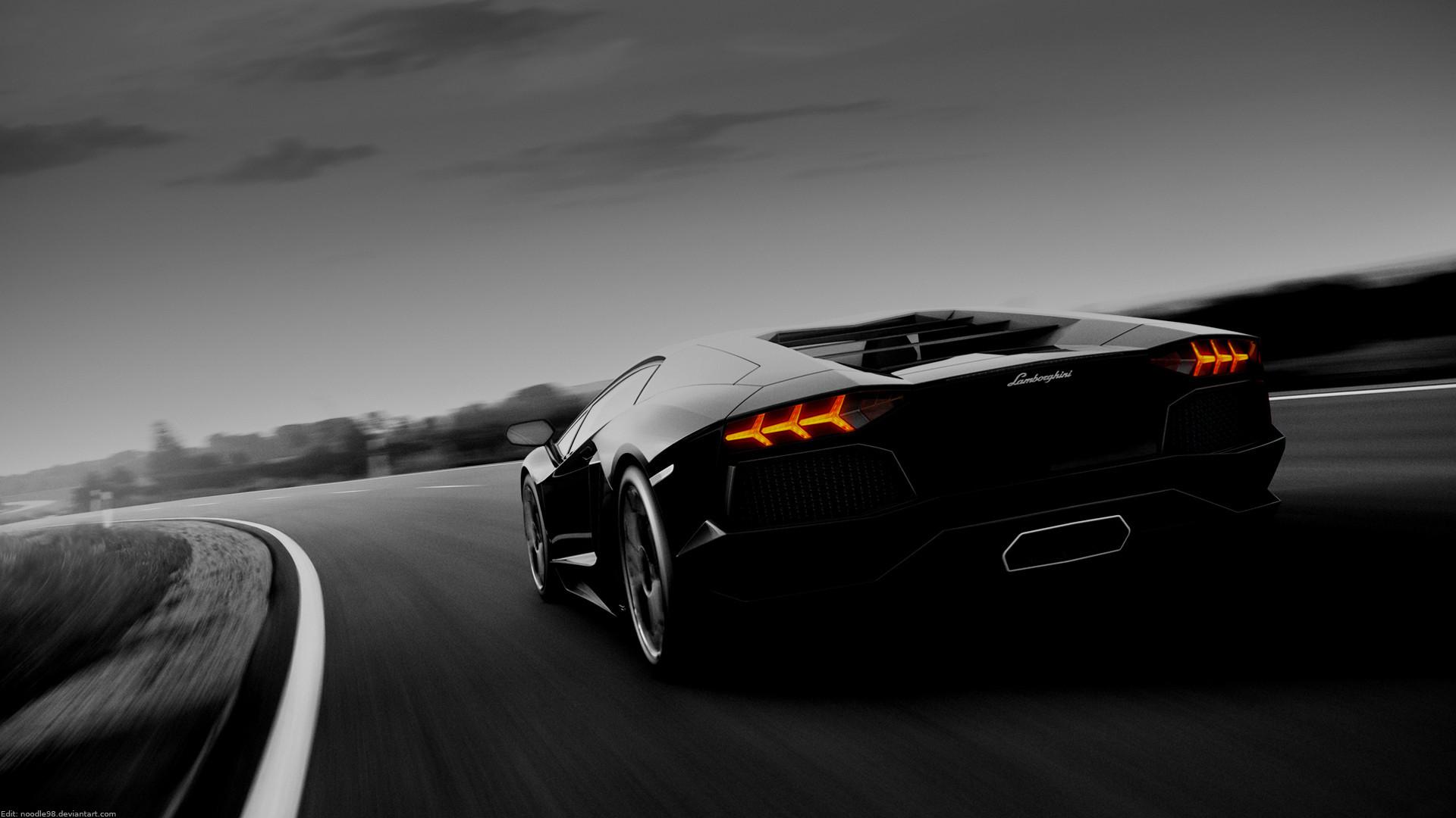 My favorite Lamborghini Aventador 1080p wallpapers