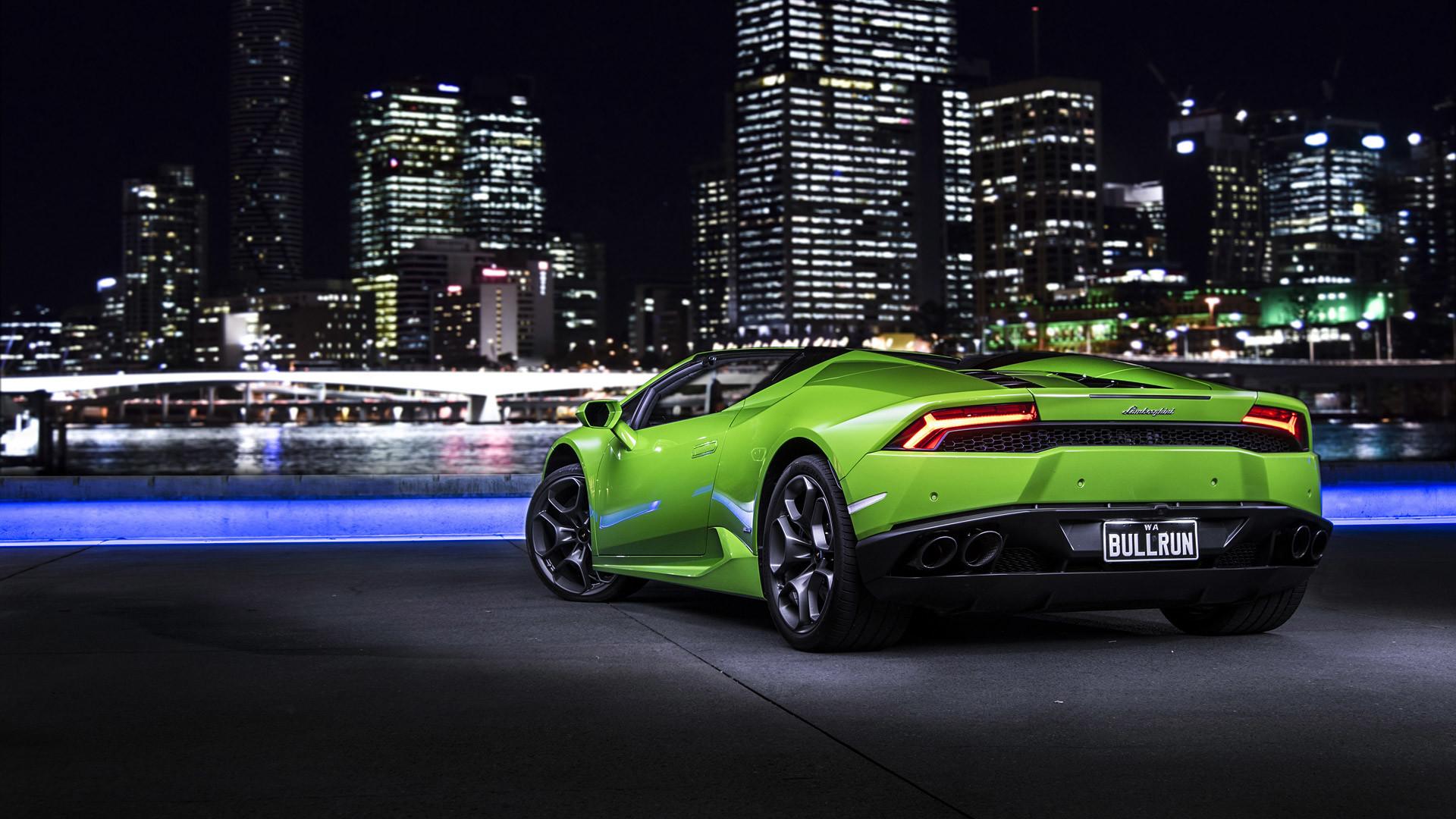 2017 Lamborghini Huracan LP610-4 Spyder Wallpapers & HD .