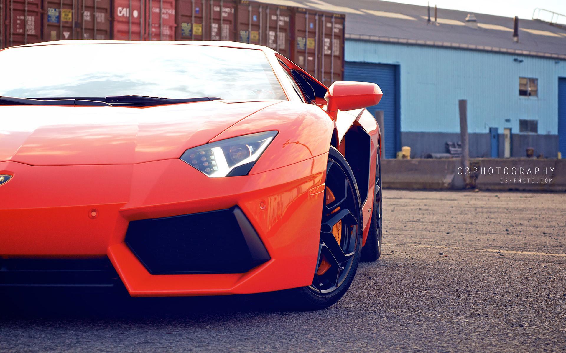 Lamborghini Aventador HD Wallpapers 6