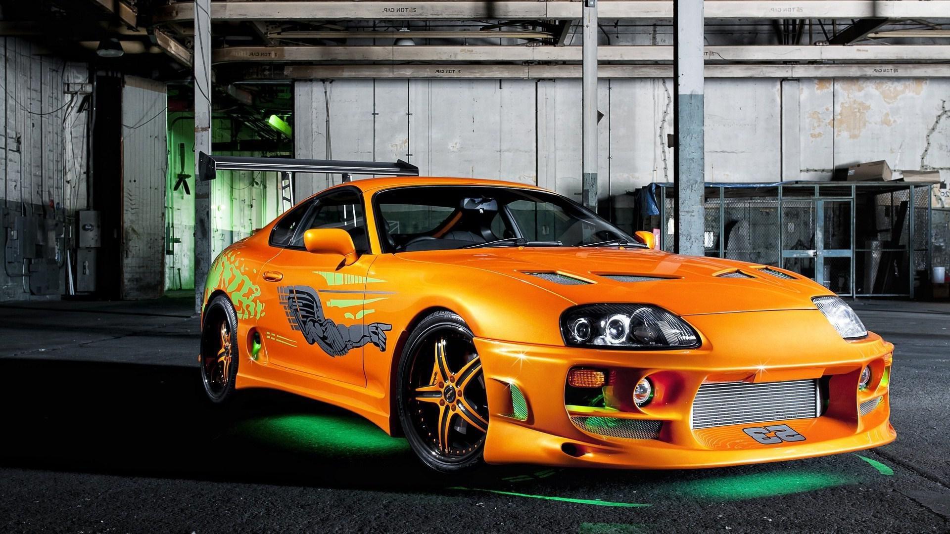 Toyota Supra Full HD