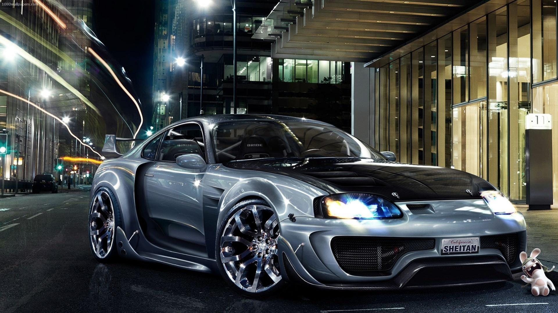 Toyota Supra Car Wallpapers 1080p