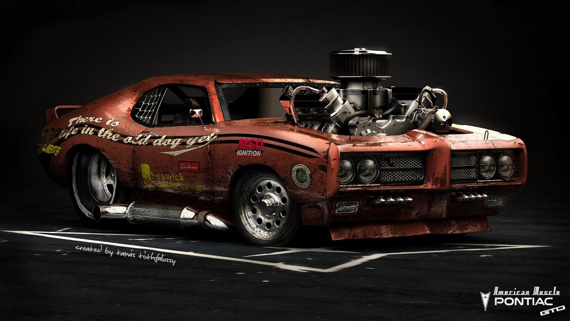 Muscle-Car-Photo