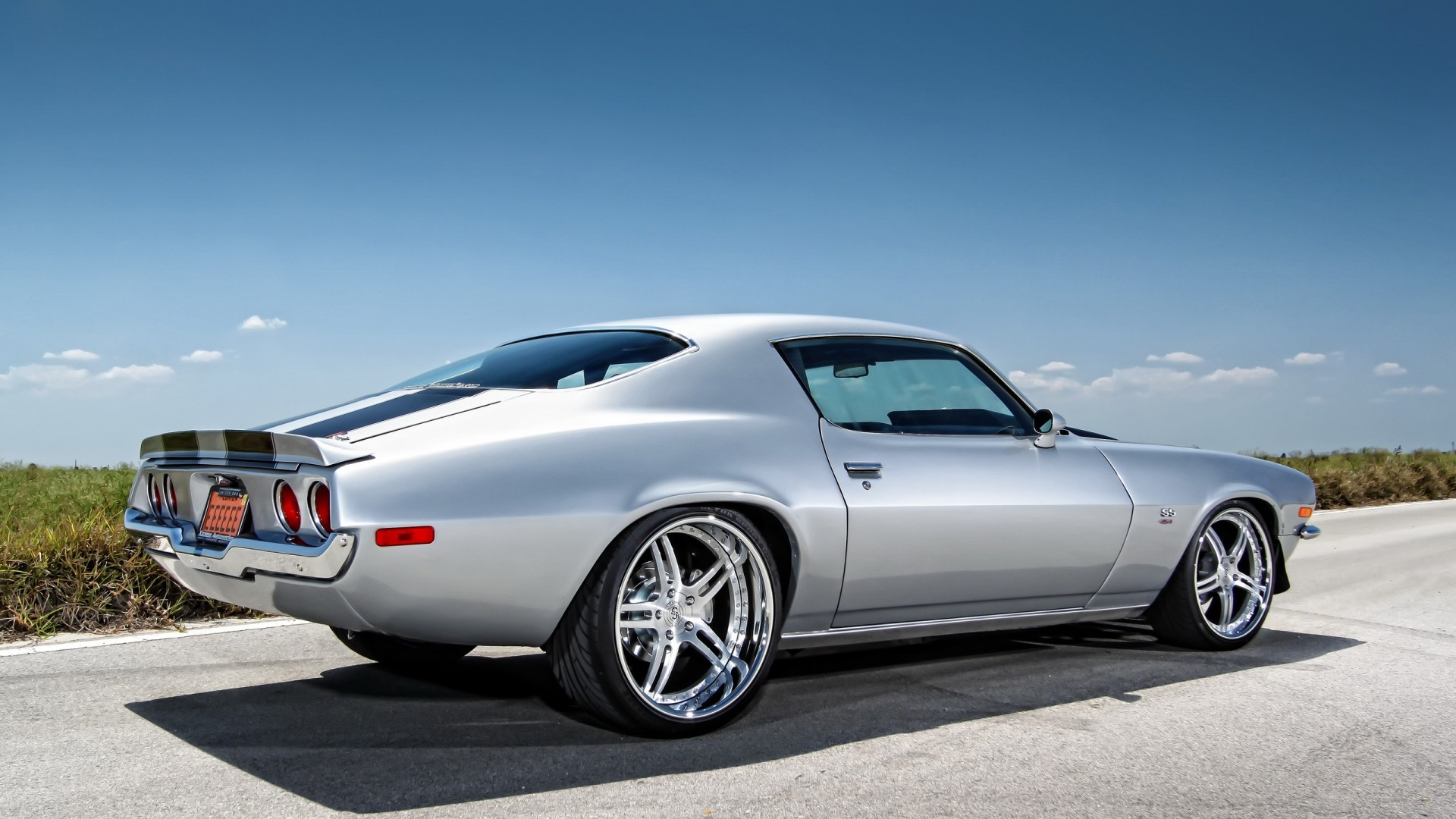 chevrolet, tuning, muscle car