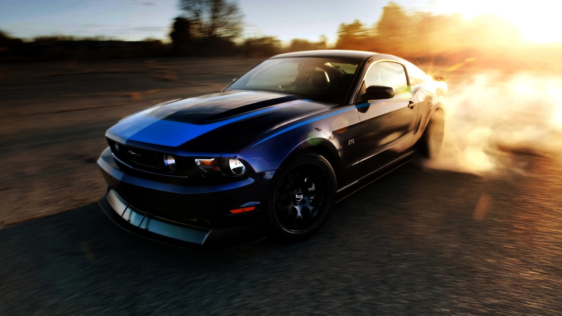 Cars Muscle Wallpaper Cars, Muscle, Cars, Dust, Ford .