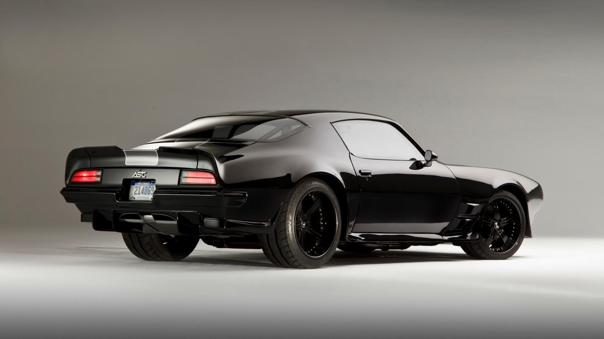 black cars sports cars pontiac firebird 1970 customized muscle car  garage hot rod muscle wallpaper | | 29856 | WallpaperUP