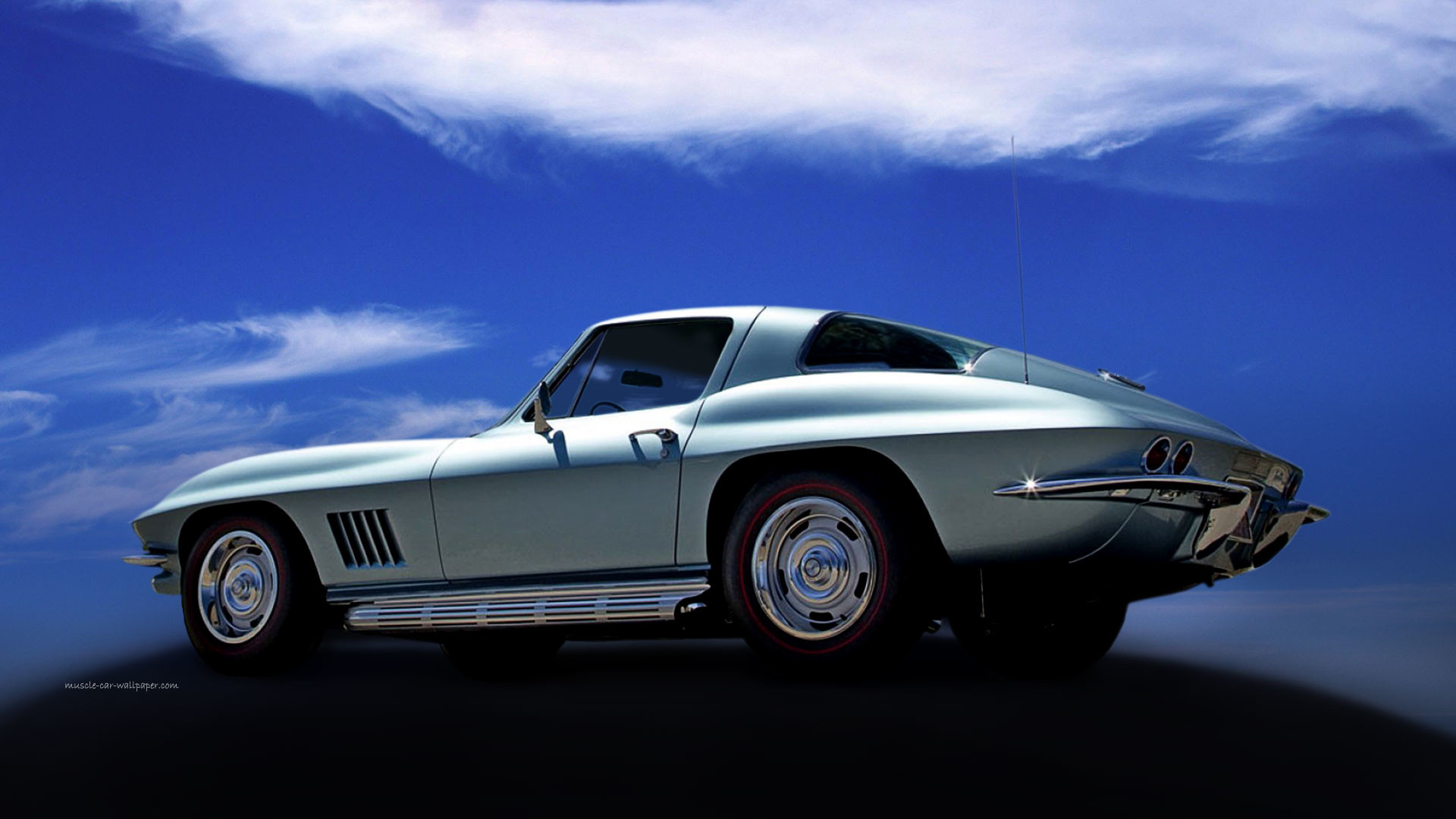 1967 Corvette Muscle Car Wallpaper | Other Sizes Available | 1920_09 |