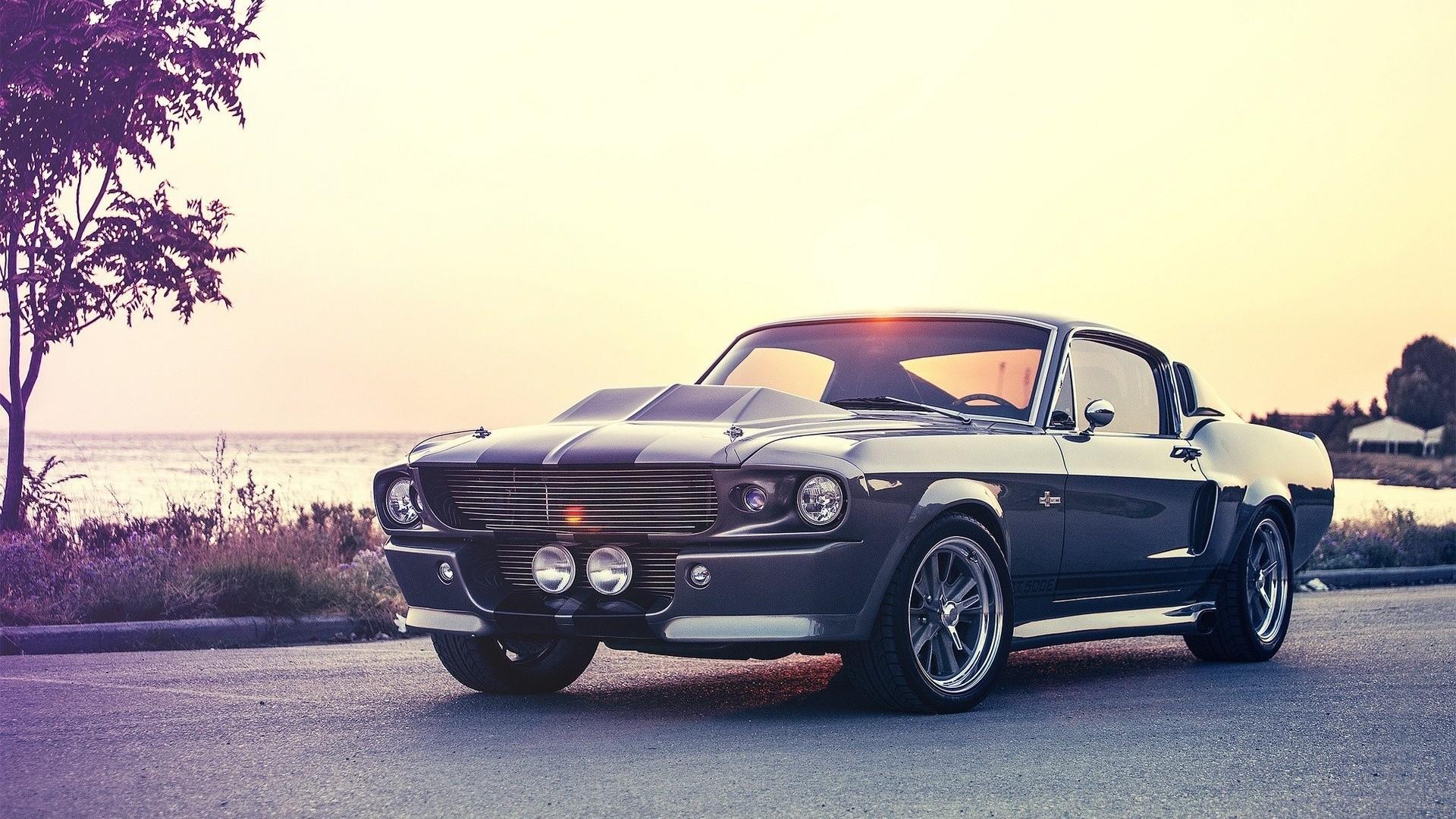 Muscle Car Mustang