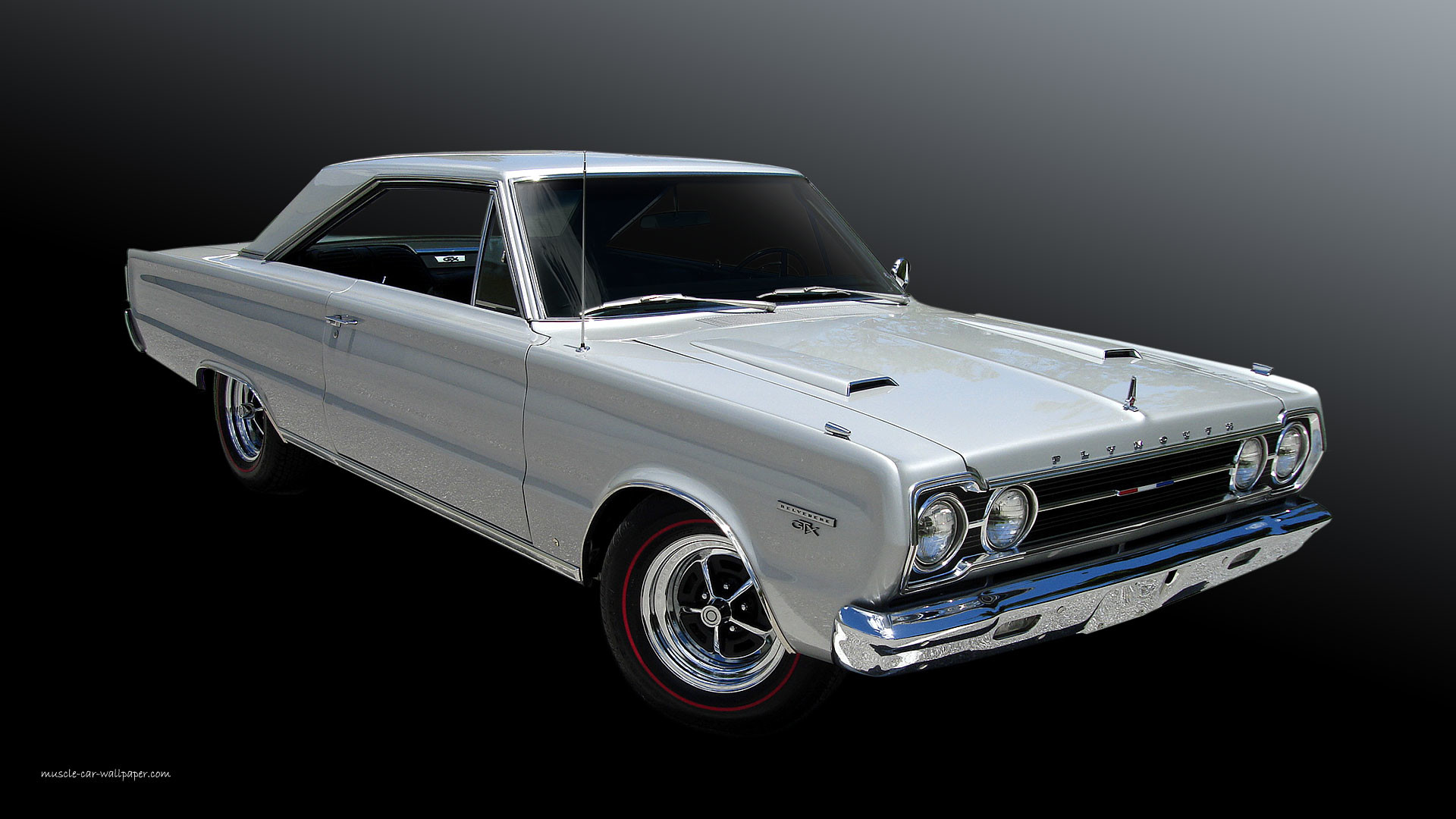 1967 Plymouth GTX – Right Side View | 1920_02