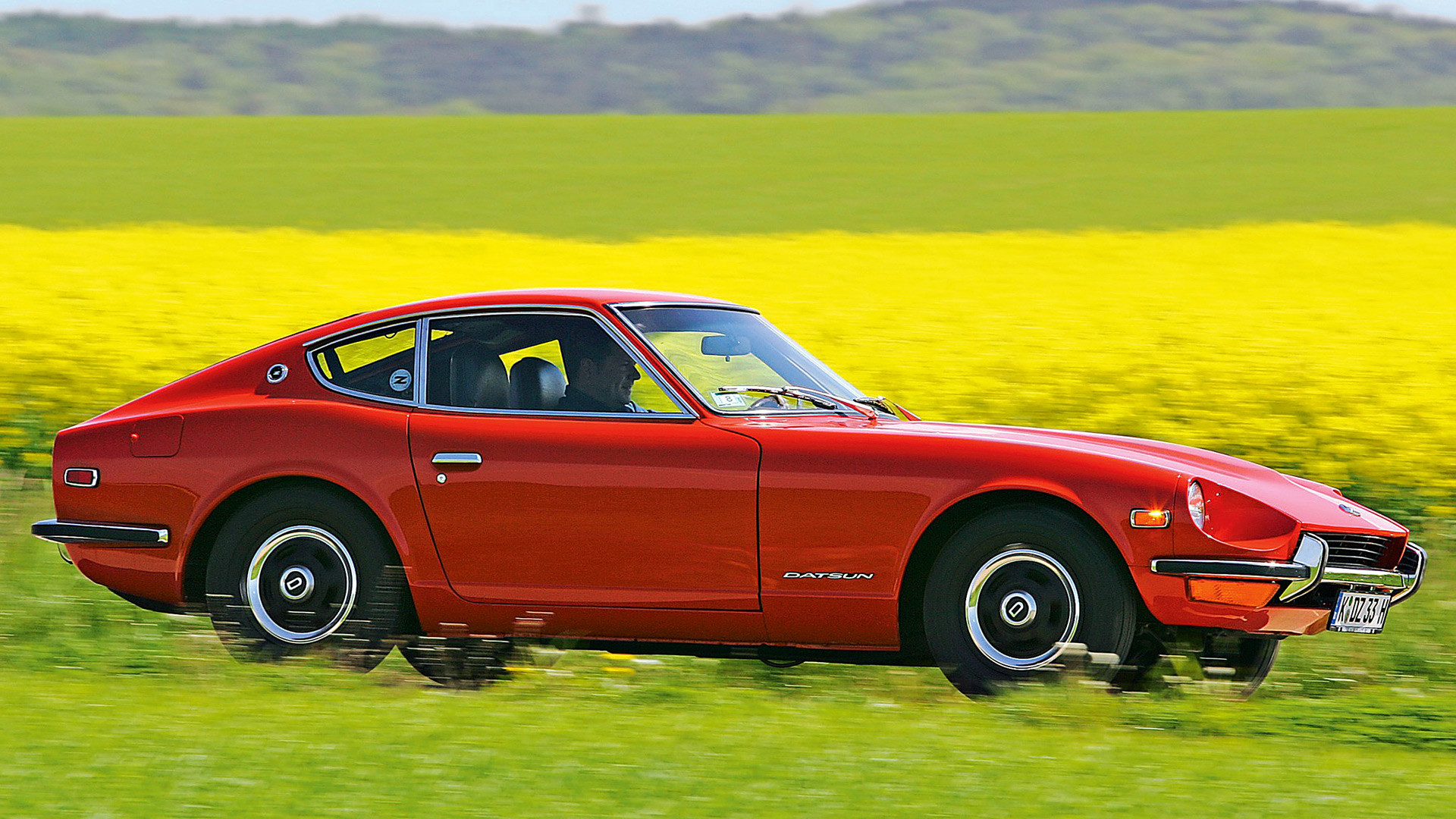 1970 Nissan 240Z picture