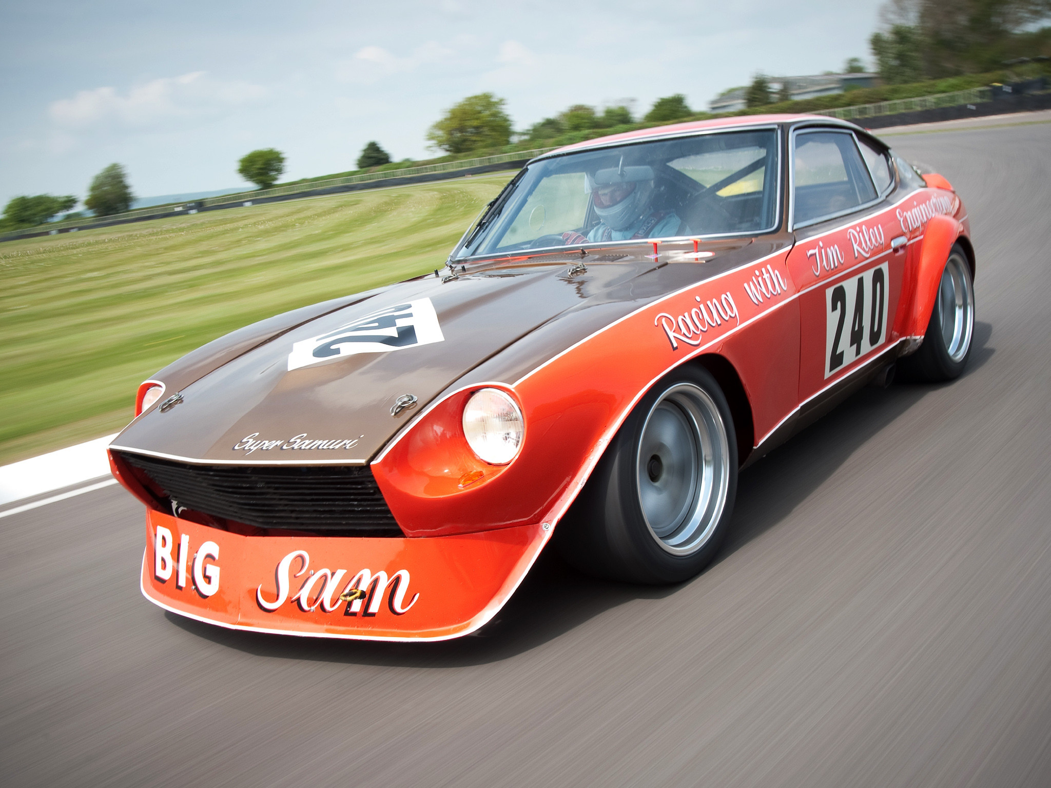 1972 Datsun 240Z Sports Racing Coupe S30 race h wallpaper | |  146593 | WallpaperUP