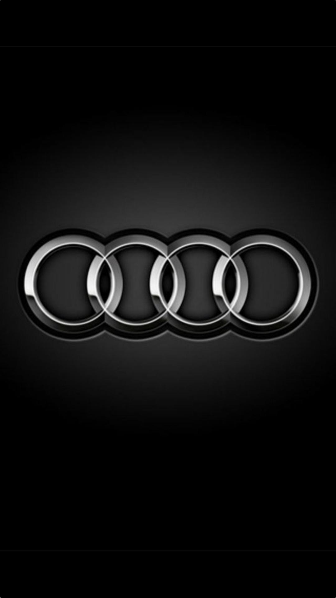 … Audi Car Logo iPhone 7 Plus HD Wallpaper …