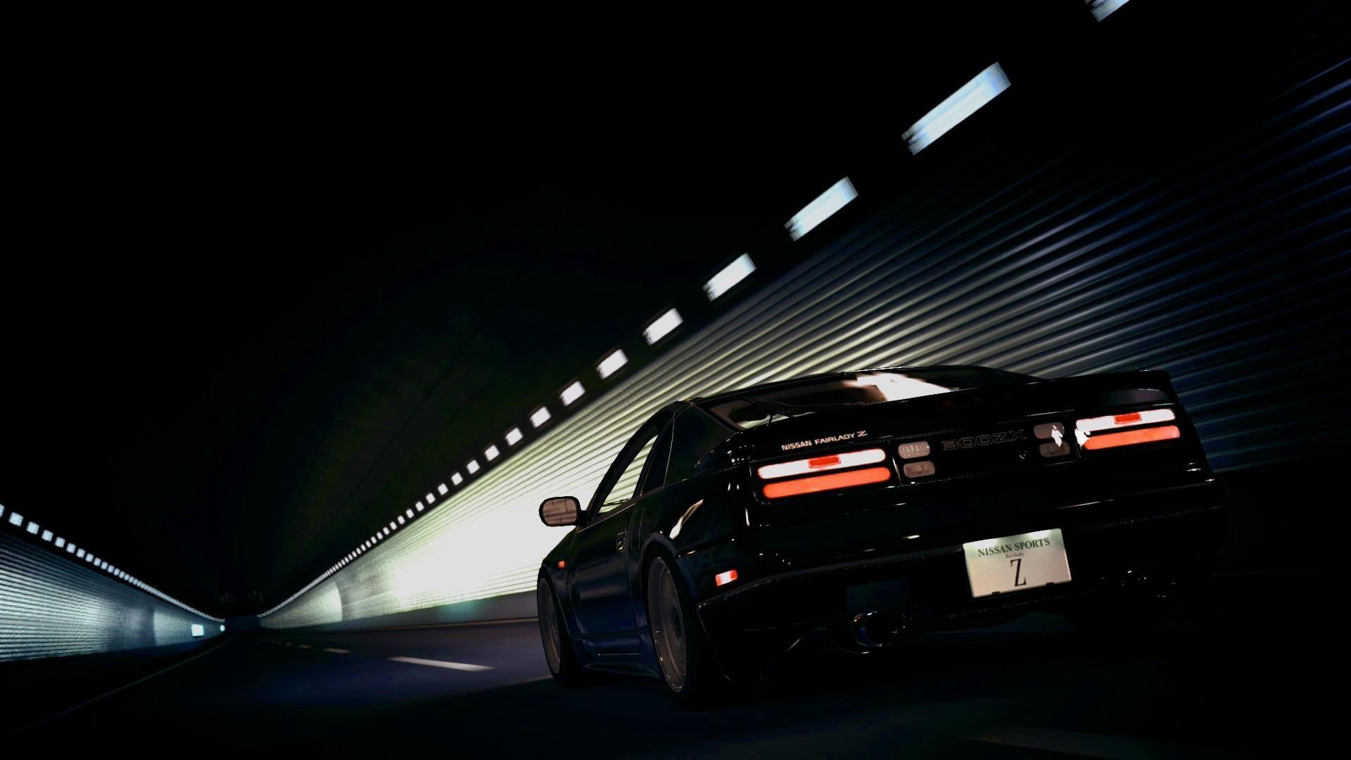 Title. Nissan 300ZX