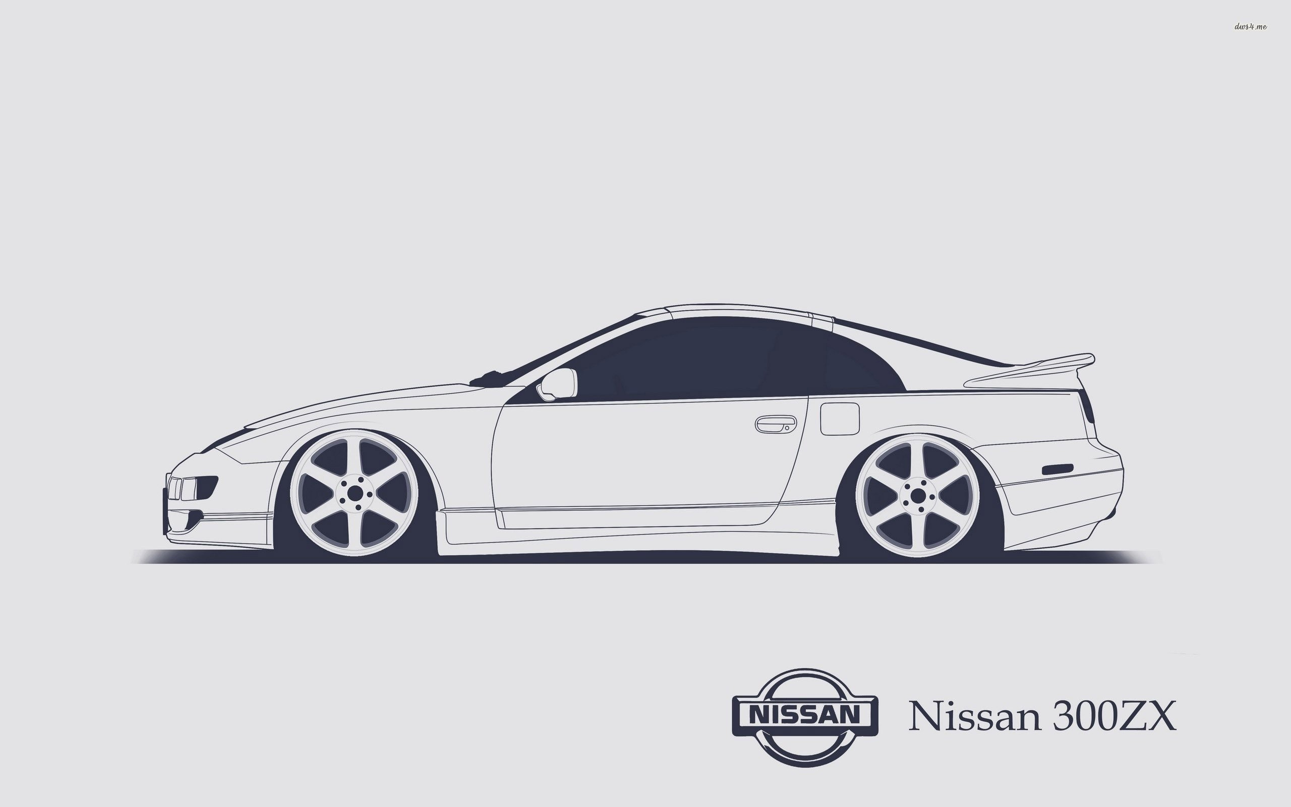 Nissan 300ZX 877204 …