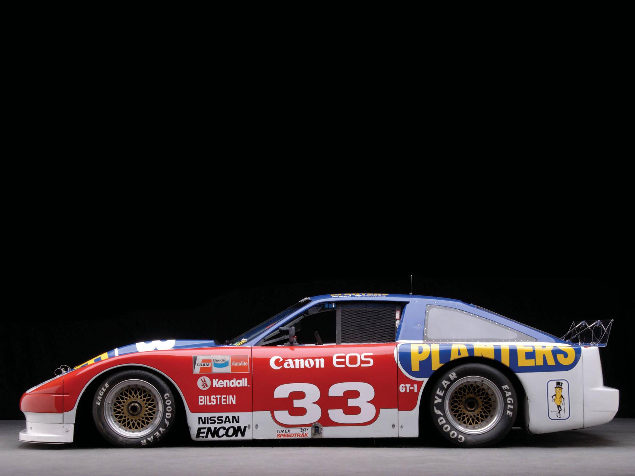 1986 Nissan 300ZX Turbo IMSA GTO Z31 racing race classic f wallpaper |  | 117994 | WallpaperUP