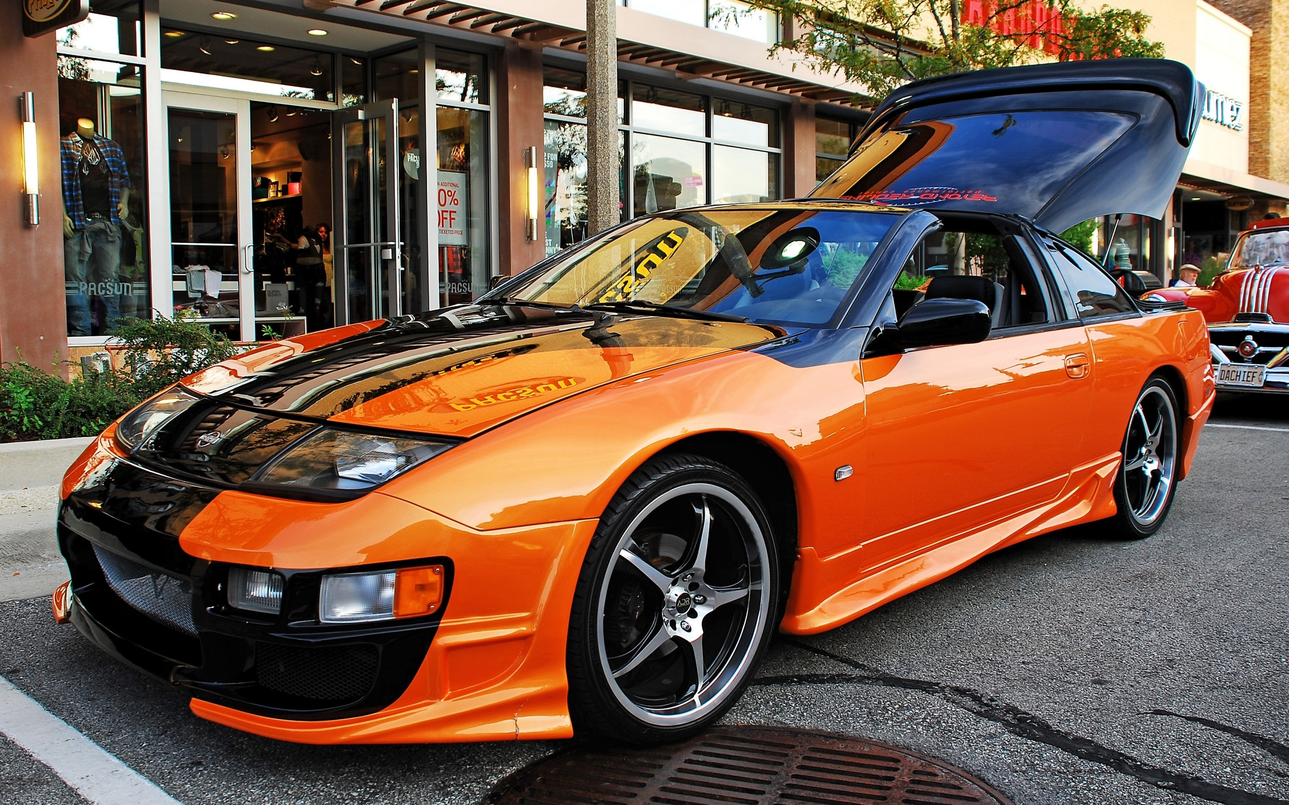 Vehicles – Tuned Tuning Nissan Wallpaper