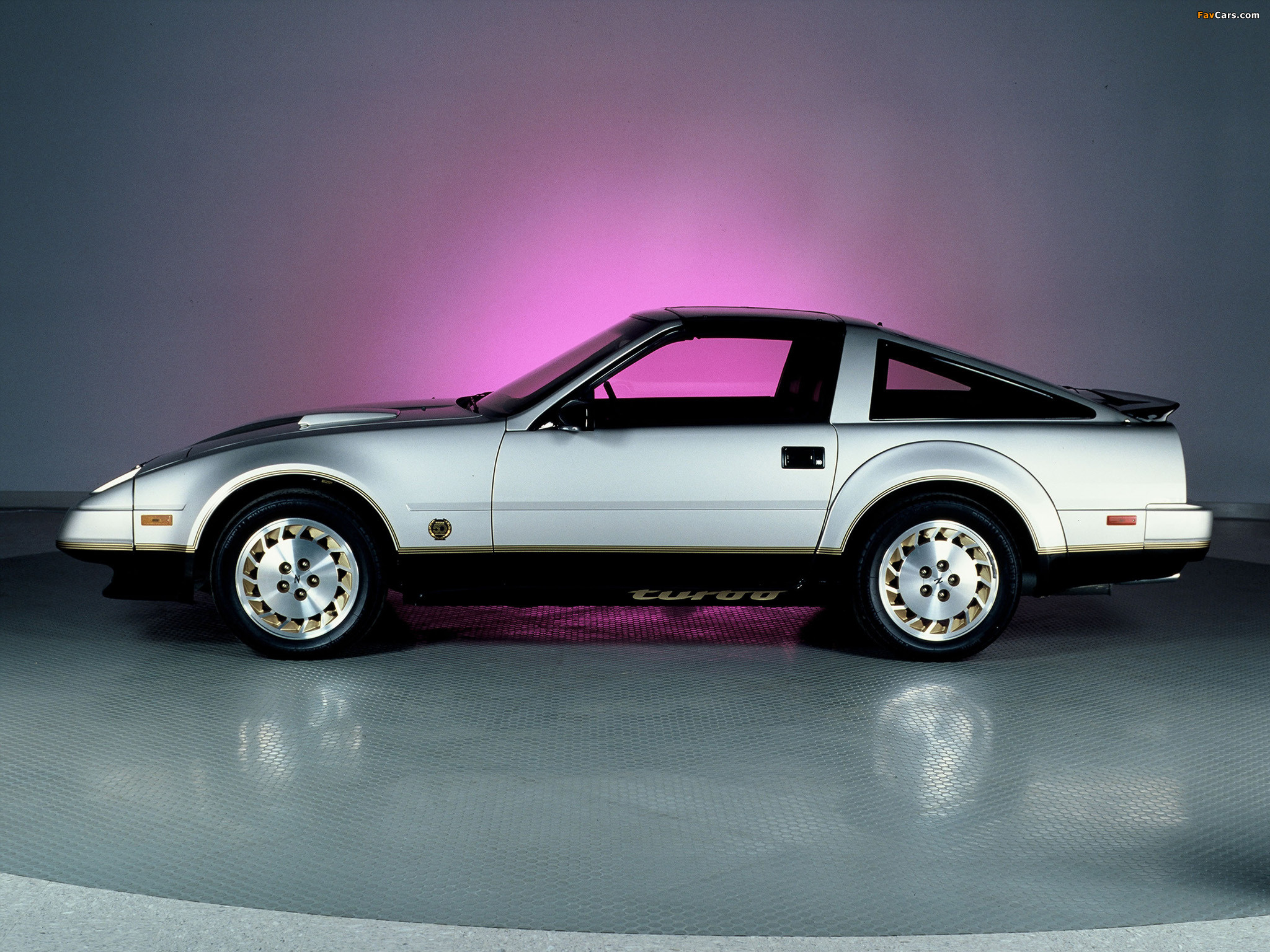 Nissan 300ZX 50th Anniversary (Z31) 1984 wallpapers