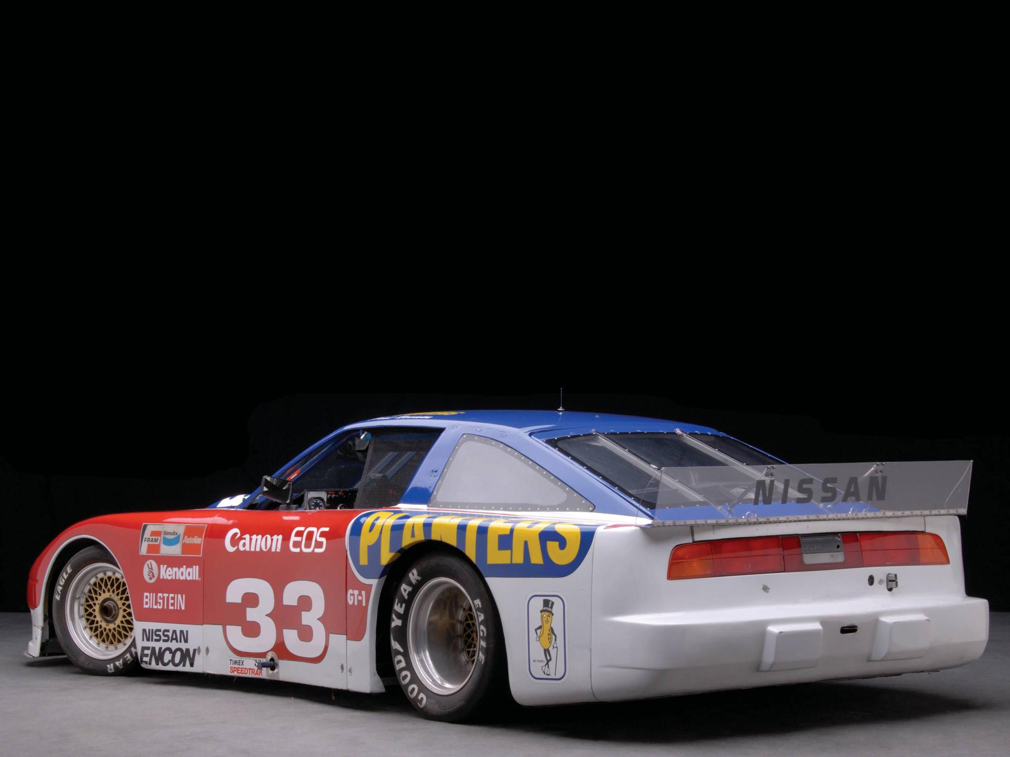 1986 Nissan 300ZX Turbo IMSA GTO Z31 racing race classic wallpaper |  | 117995 | WallpaperUP