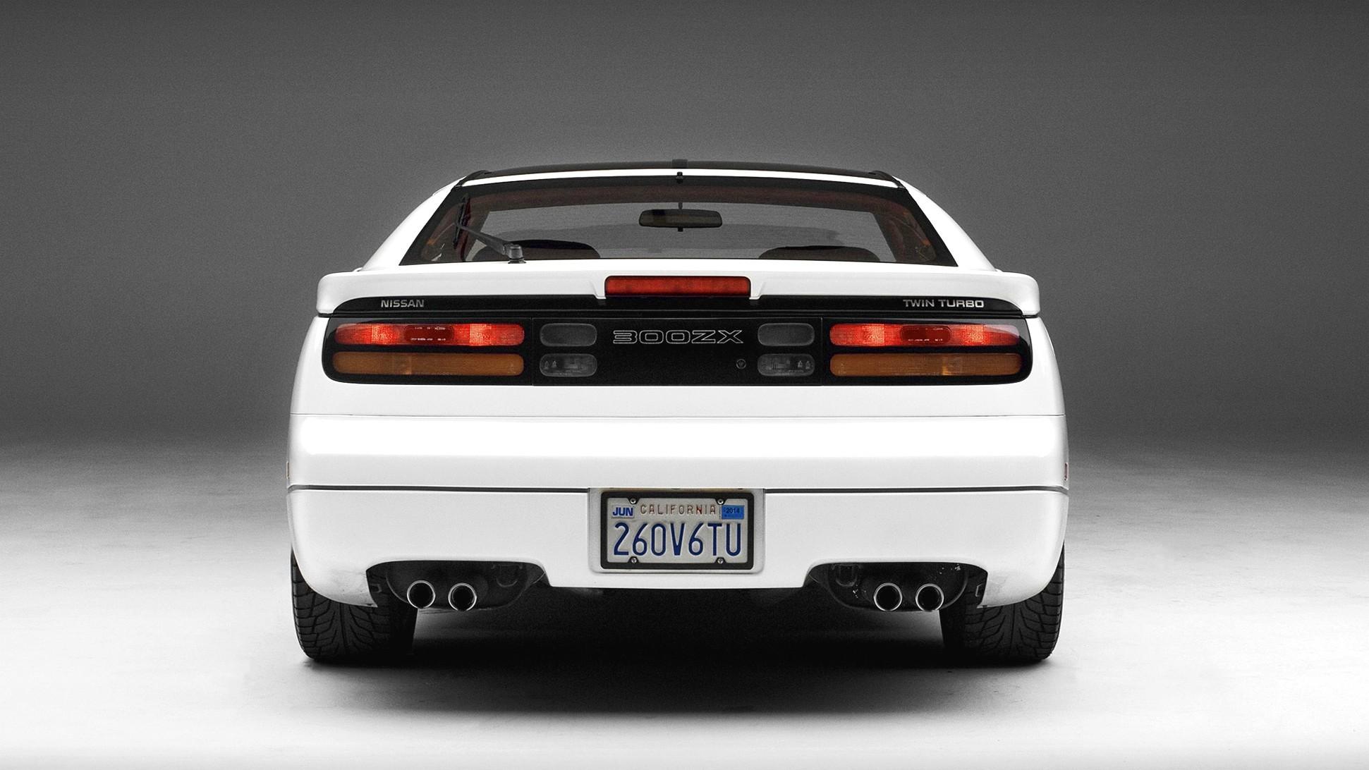 1990 Nissan 300zx V8 Hd Car Wallpaper