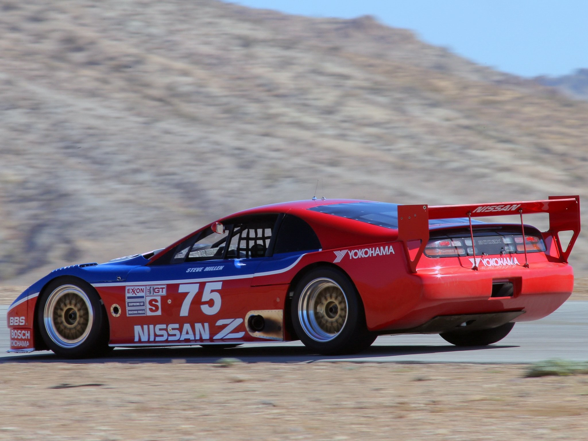 1994 Nissan GTS 300ZX Twin Turbo IMSA G-T Challenge (Z32) race racing  wallpaper | | 436273 | WallpaperUP