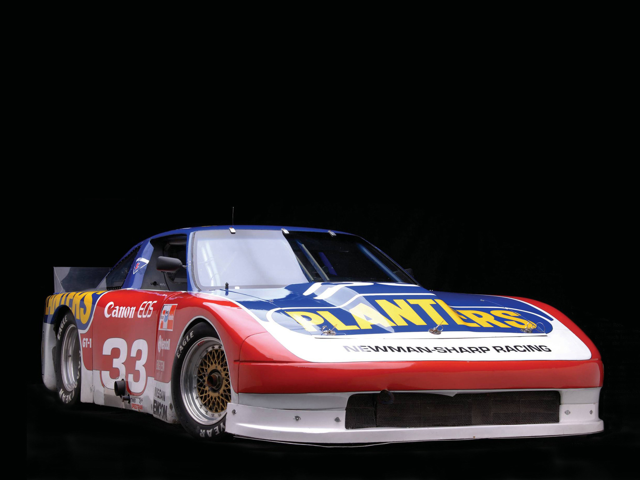 1986 Nissan 300ZX Turbo IMSA GTO Z31 racing race classic f wallpaper |  | 117993 | WallpaperUP
