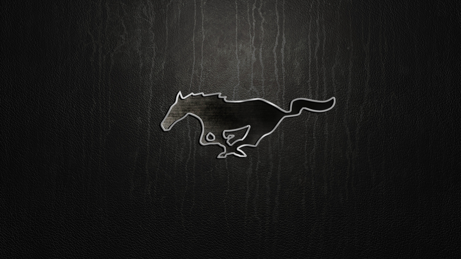 Ford Mustang Logo Wallpaper Hd