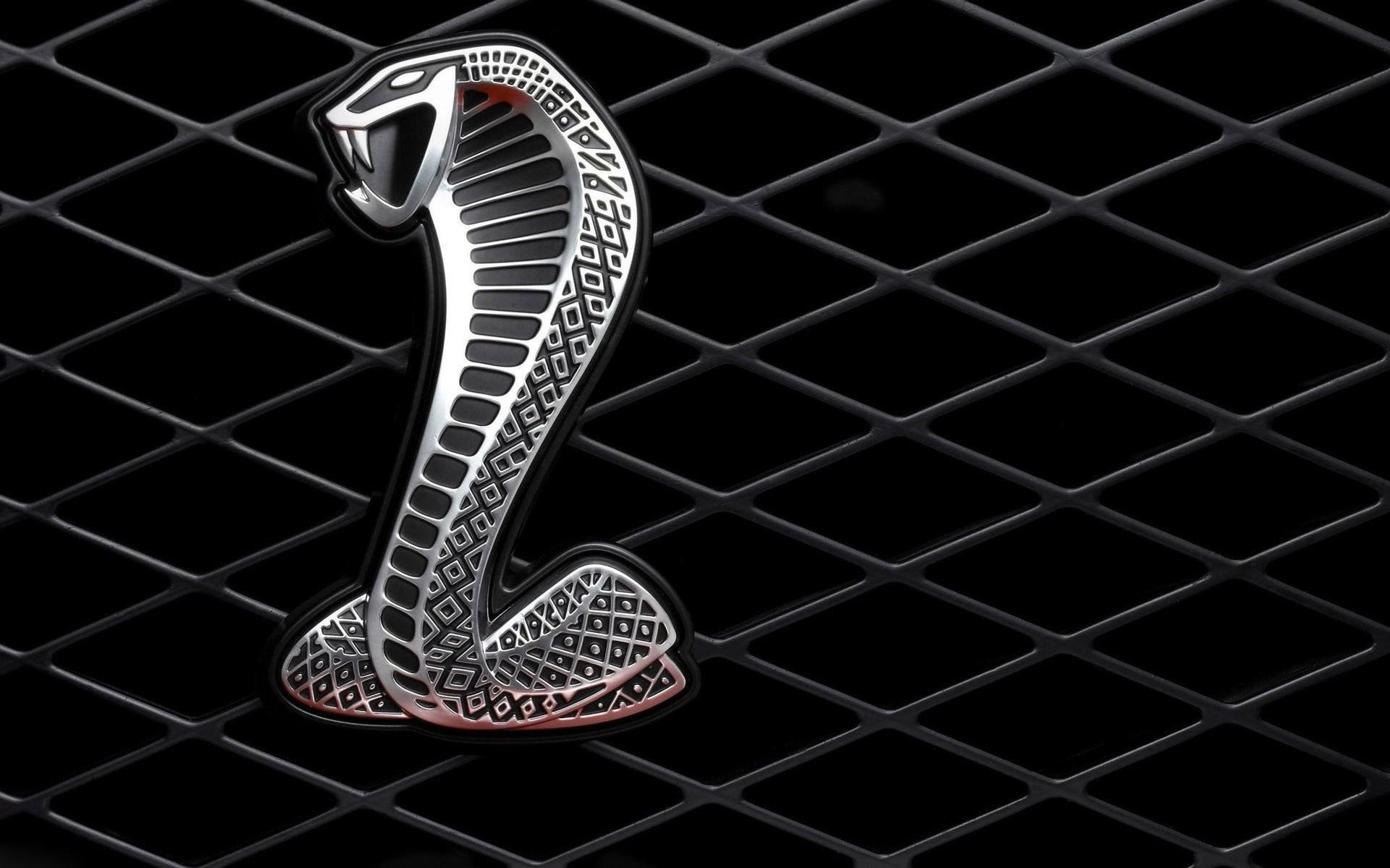 Ford Mustang SVT Cobra Logo